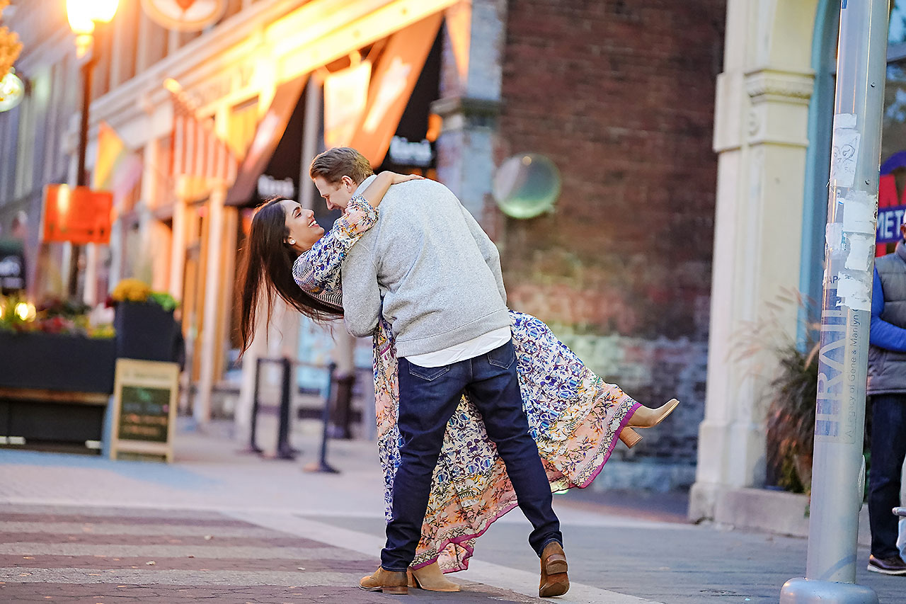 Nadia Parker Downtown Indy Engagement Session201