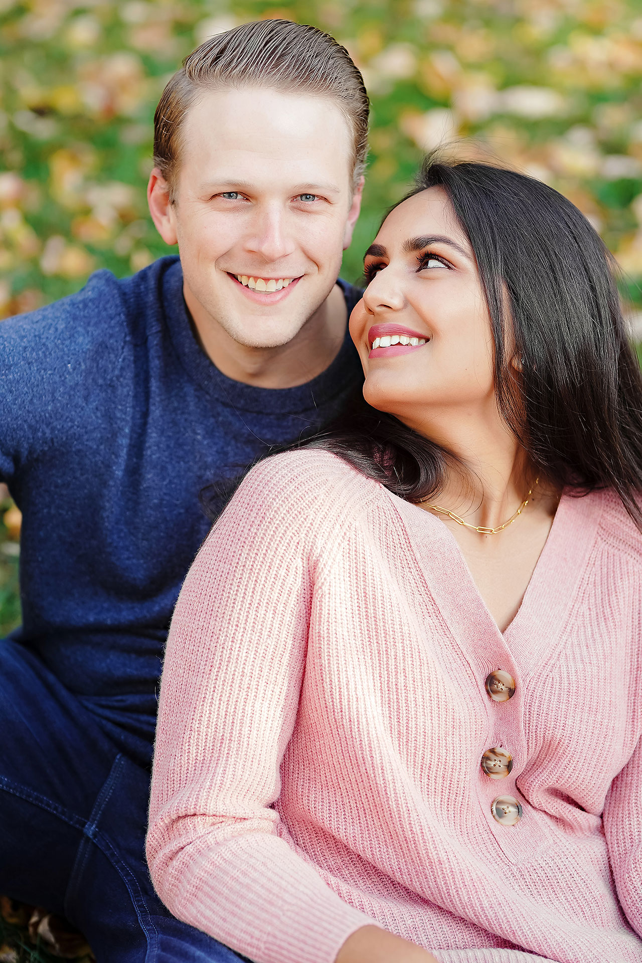 Nadia Parker Downtown Indy Engagement Session141