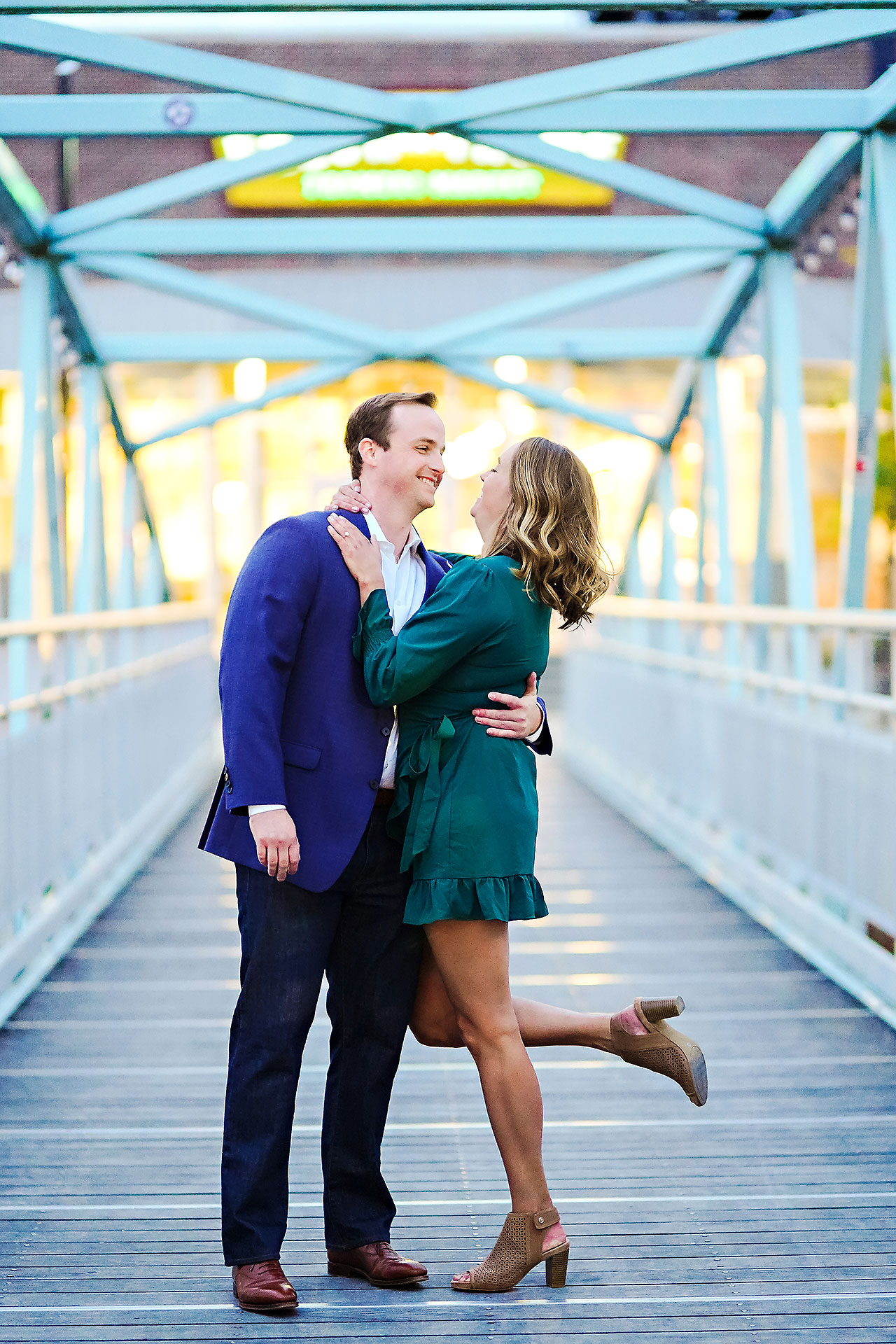 Maddie Zach Broad Ripple Engagement Session 109
