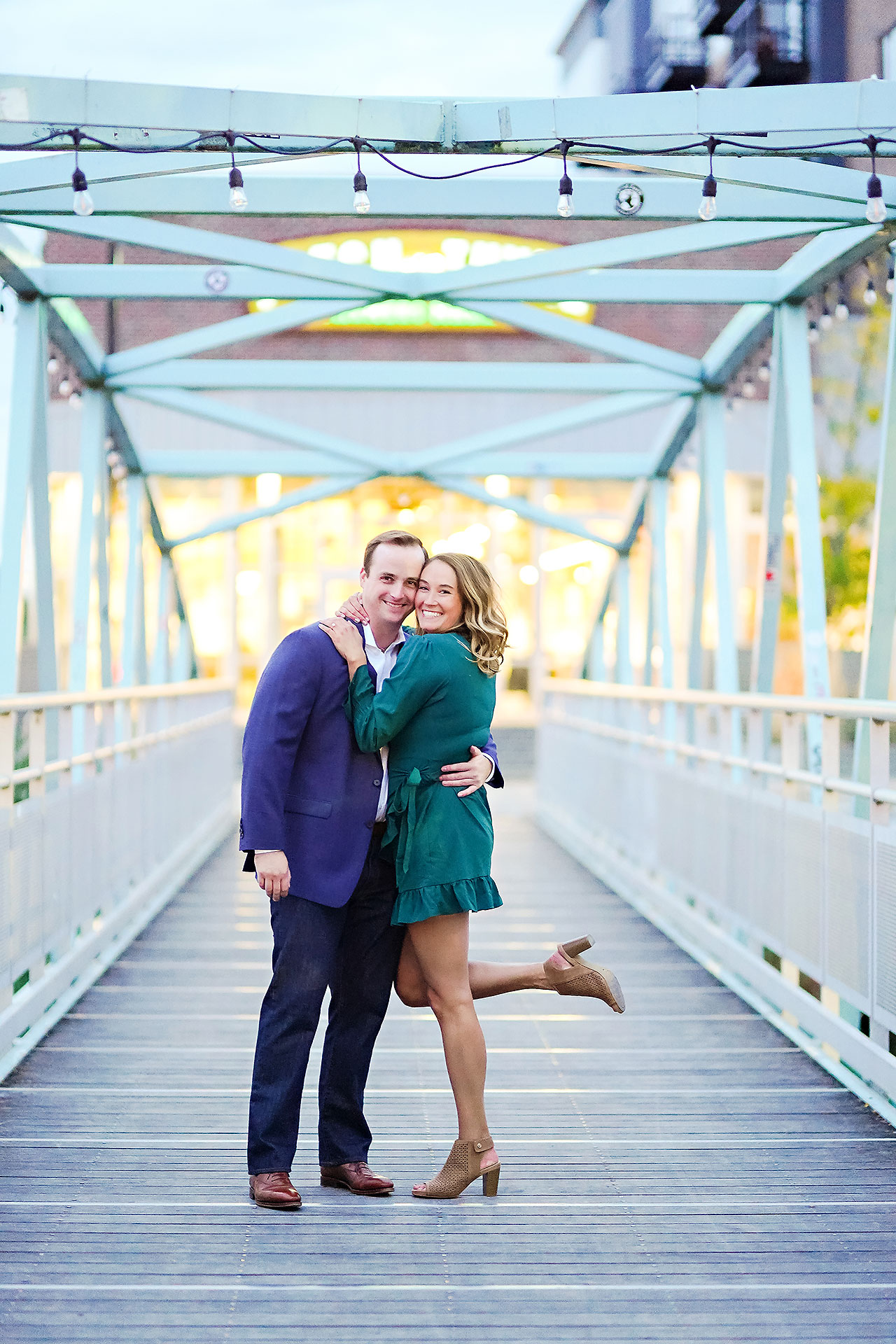 Maddie Zach Broad Ripple Engagement Session 103