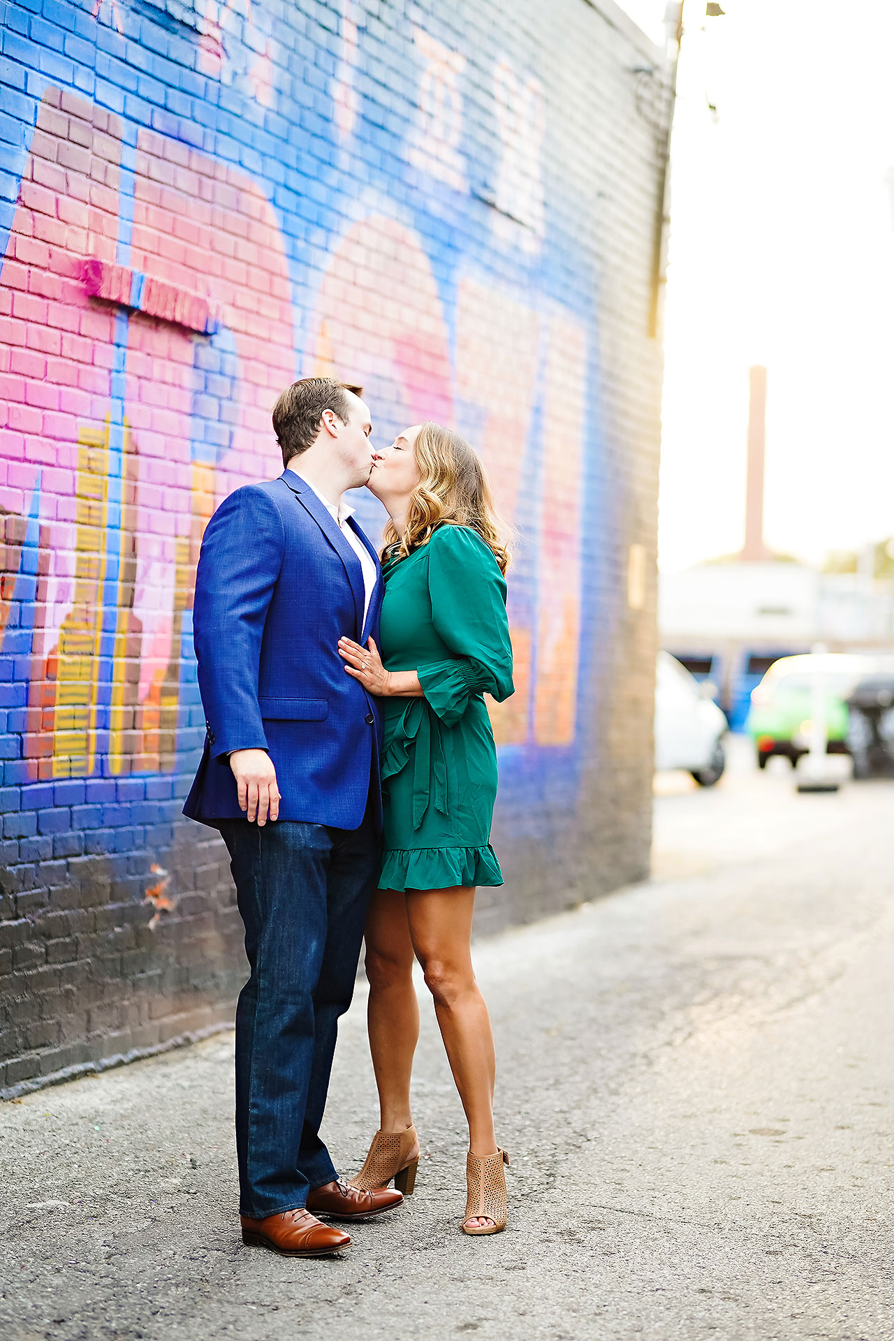 Maddie Zach Broad Ripple Engagement Session 088
