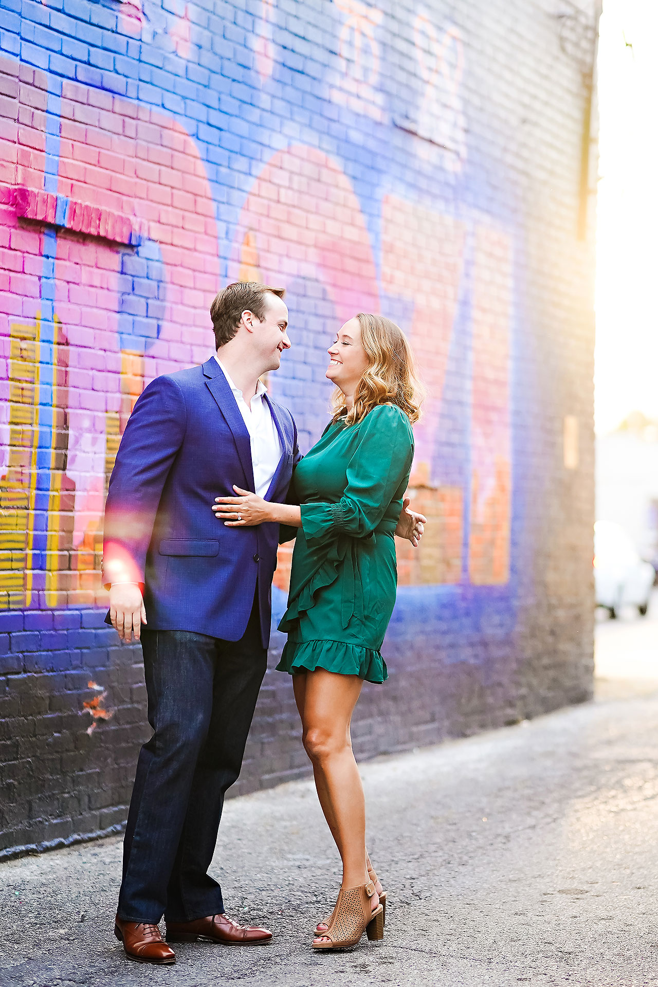 Maddie Zach Broad Ripple Engagement Session 083