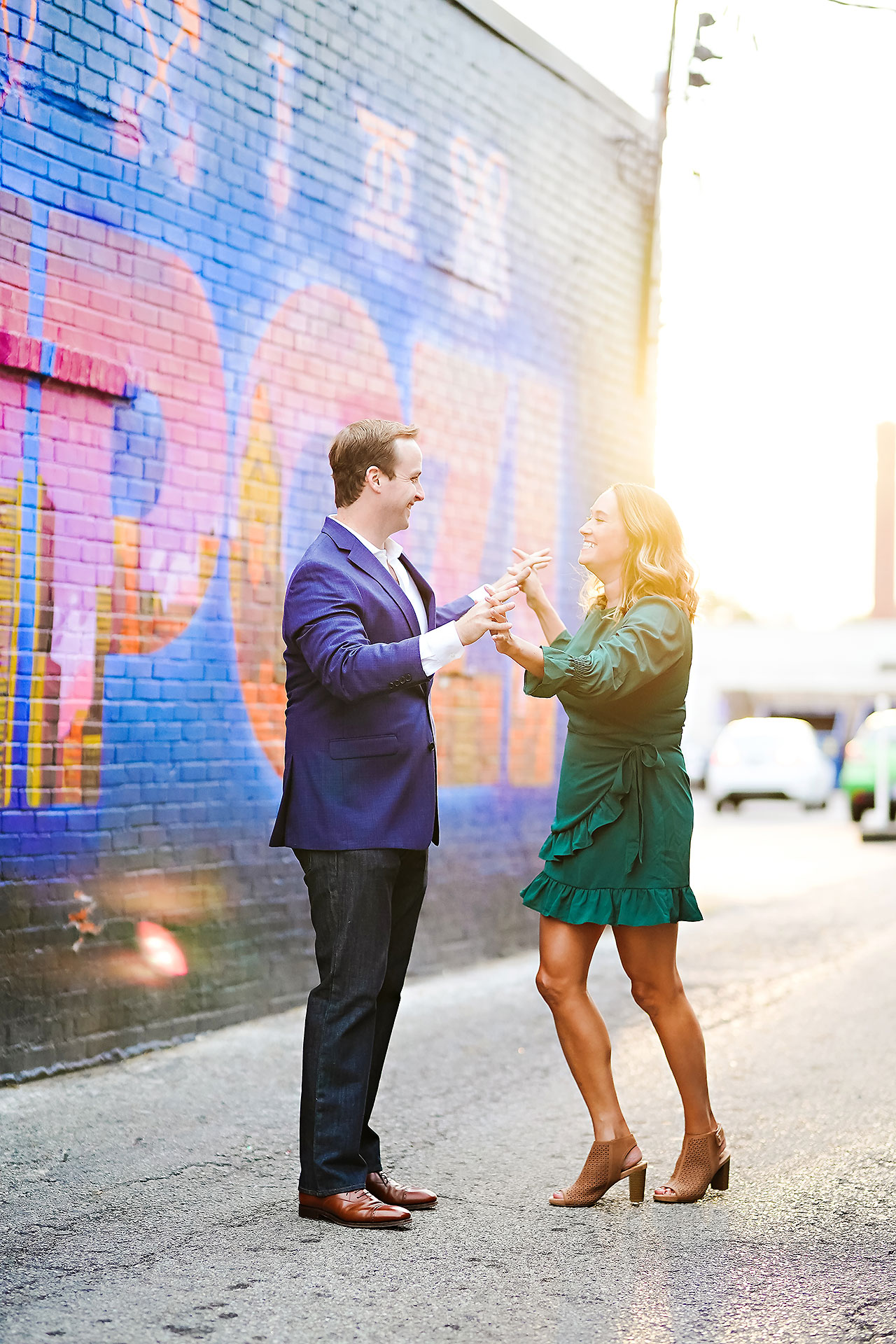 Maddie Zach Broad Ripple Engagement Session 080