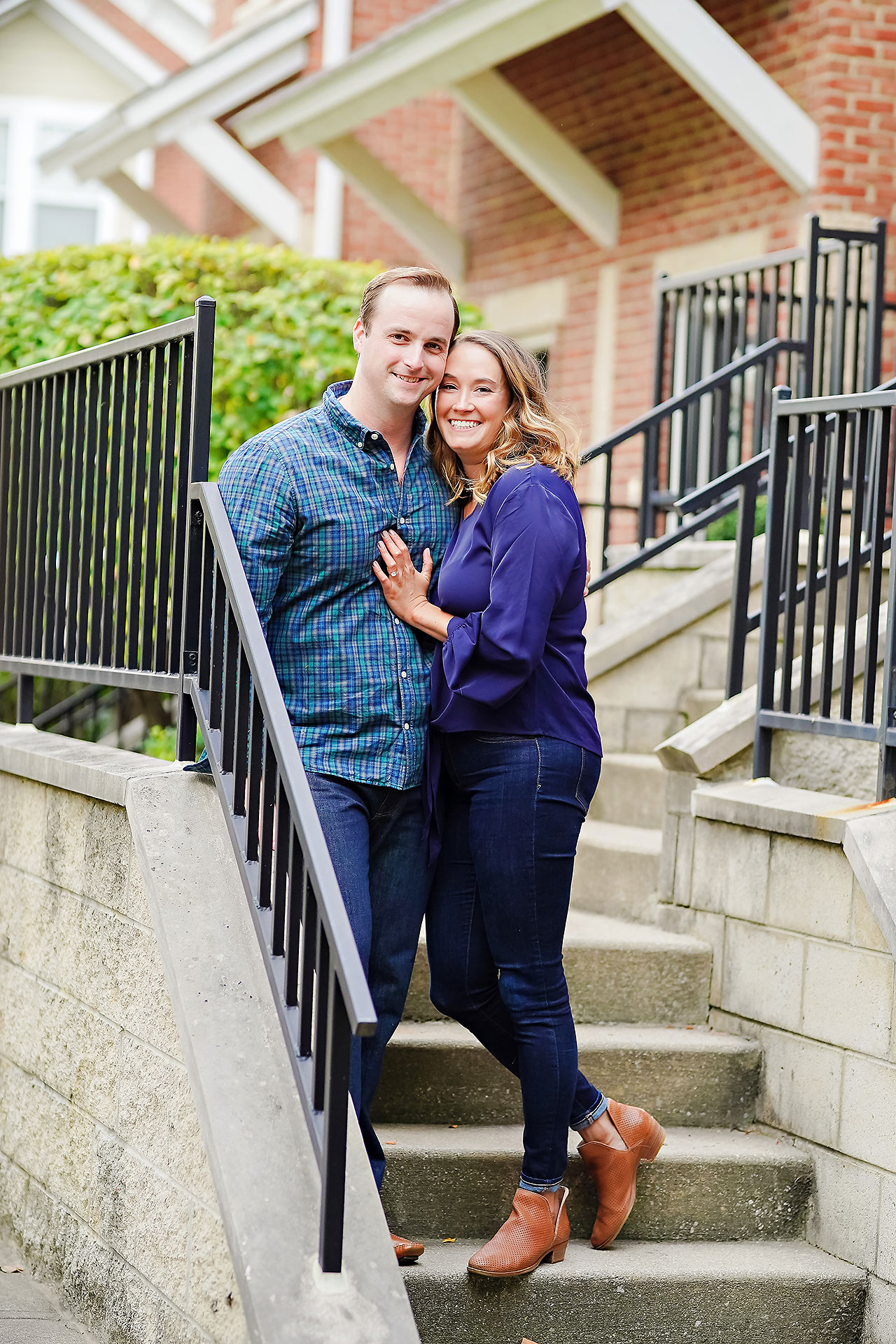 Maddie Zach Broad Ripple Engagement Session 050