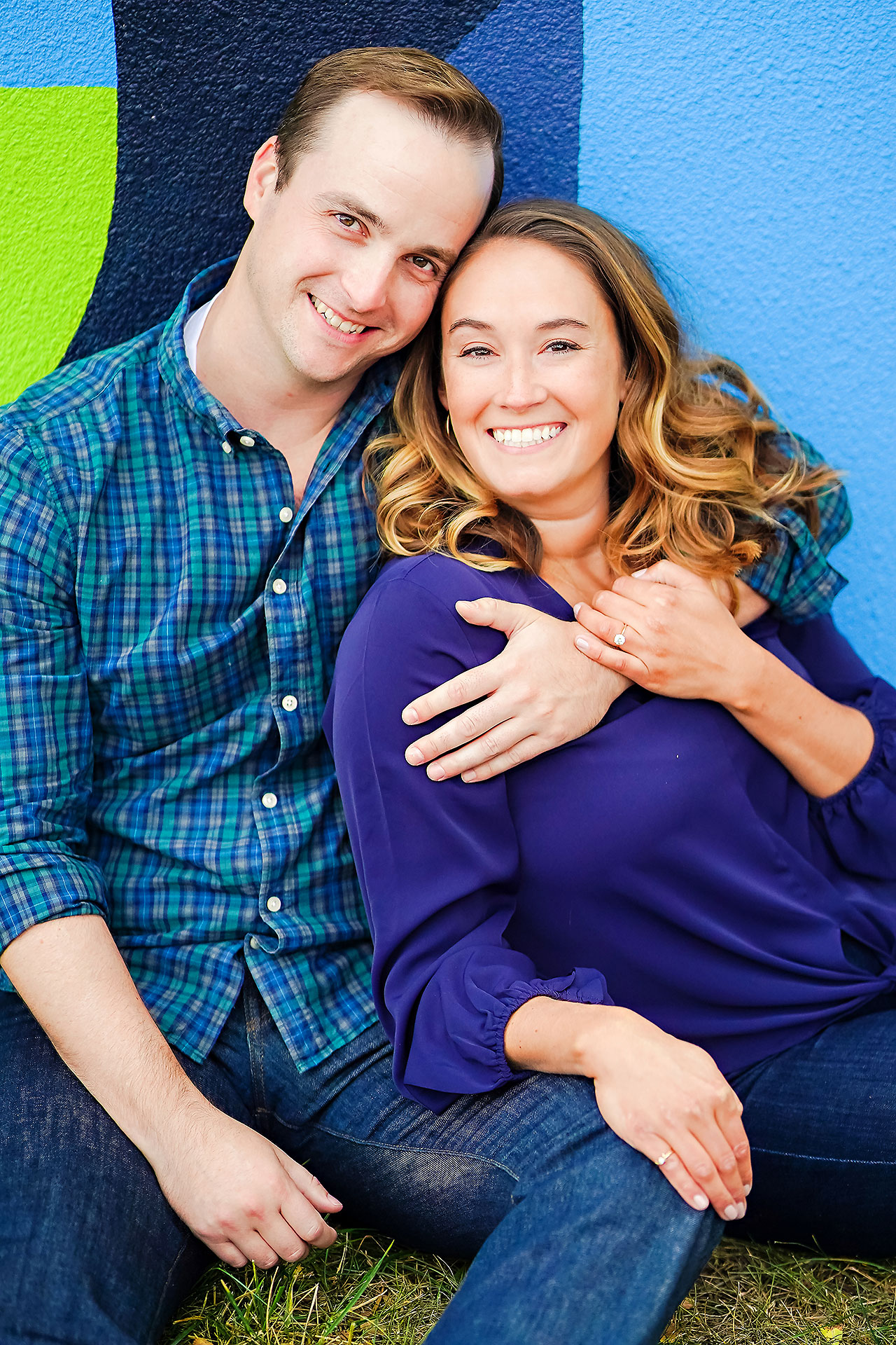 Maddie Zach Broad Ripple Engagement Session 048