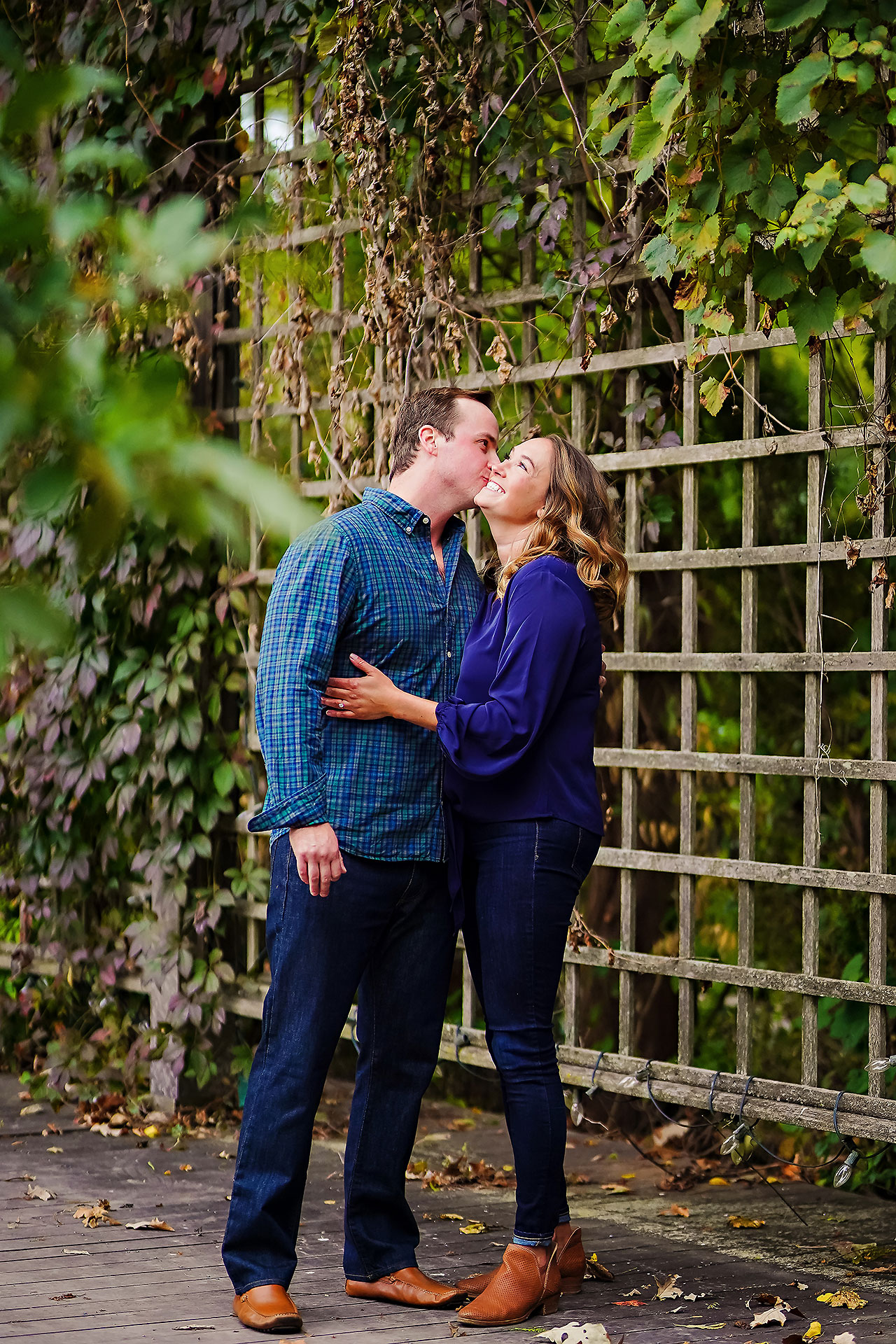 Maddie Zach Broad Ripple Engagement Session 046