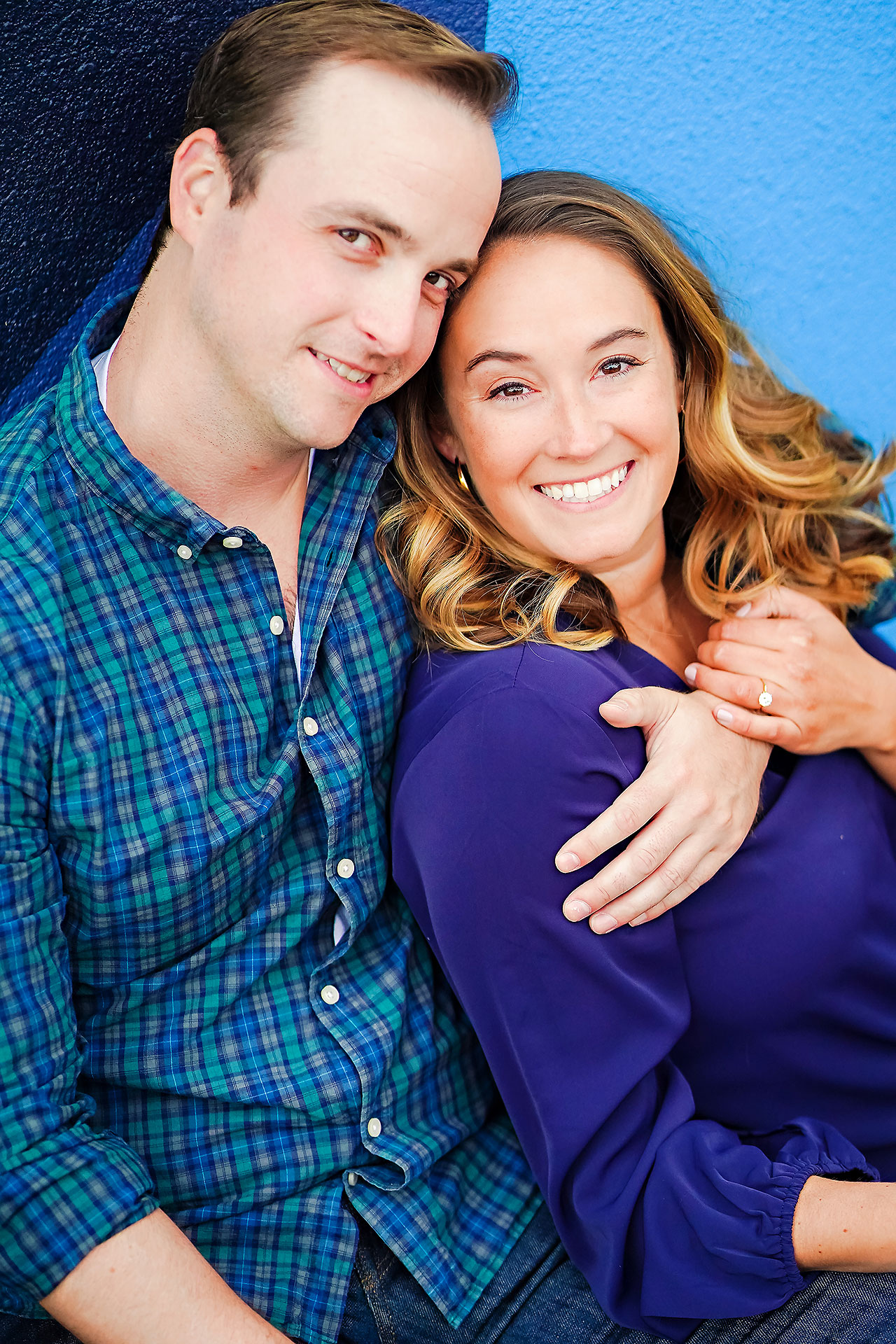 Maddie Zach Broad Ripple Engagement Session 024