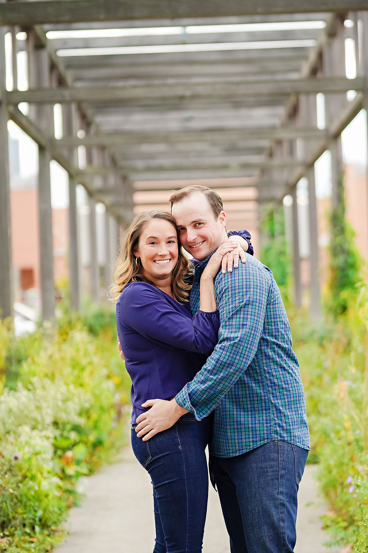 Maddie Zach Broad Ripple Engagement Session 021