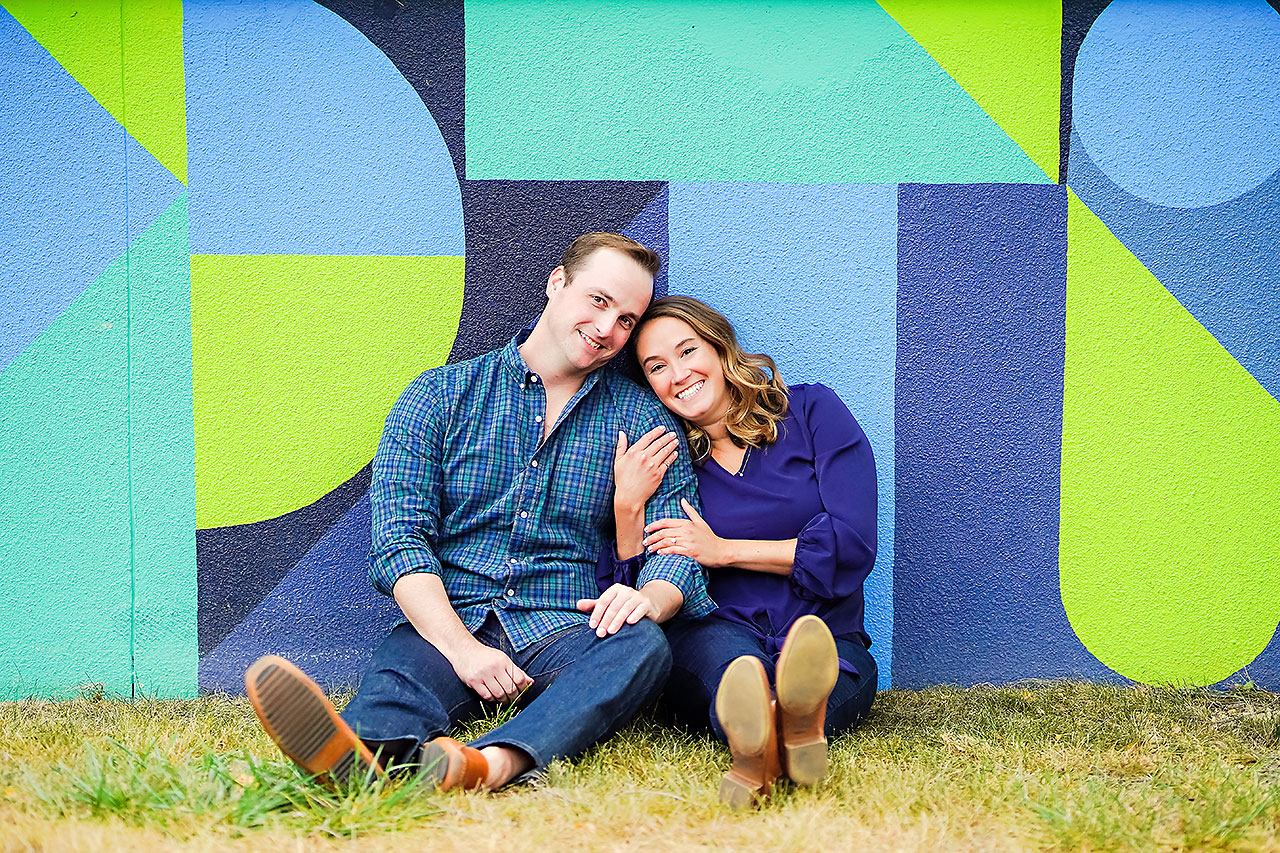 Maddie Zach Broad Ripple Engagement Session 013