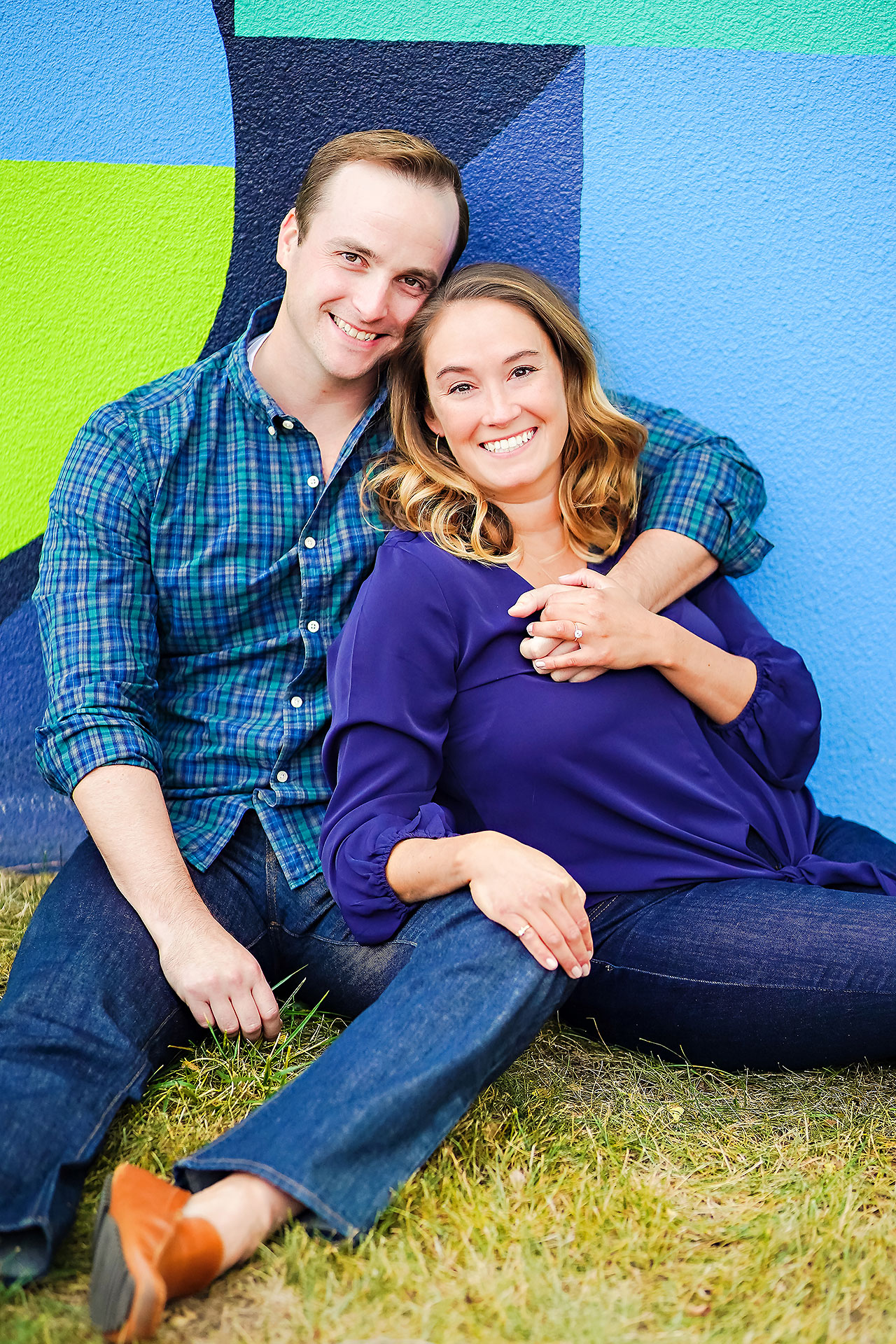 Maddie Zach Broad Ripple Engagement Session 010