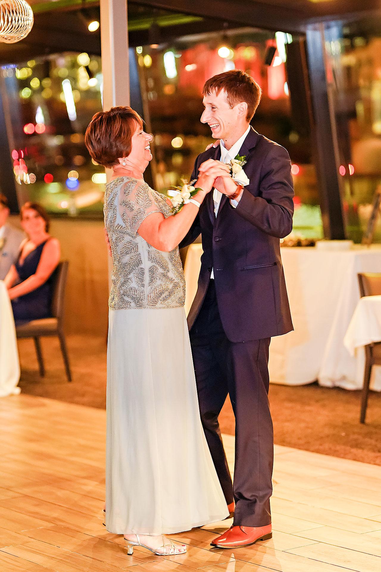 Jaclyn Matt Odessy Chicago River Cruise Wedding 269