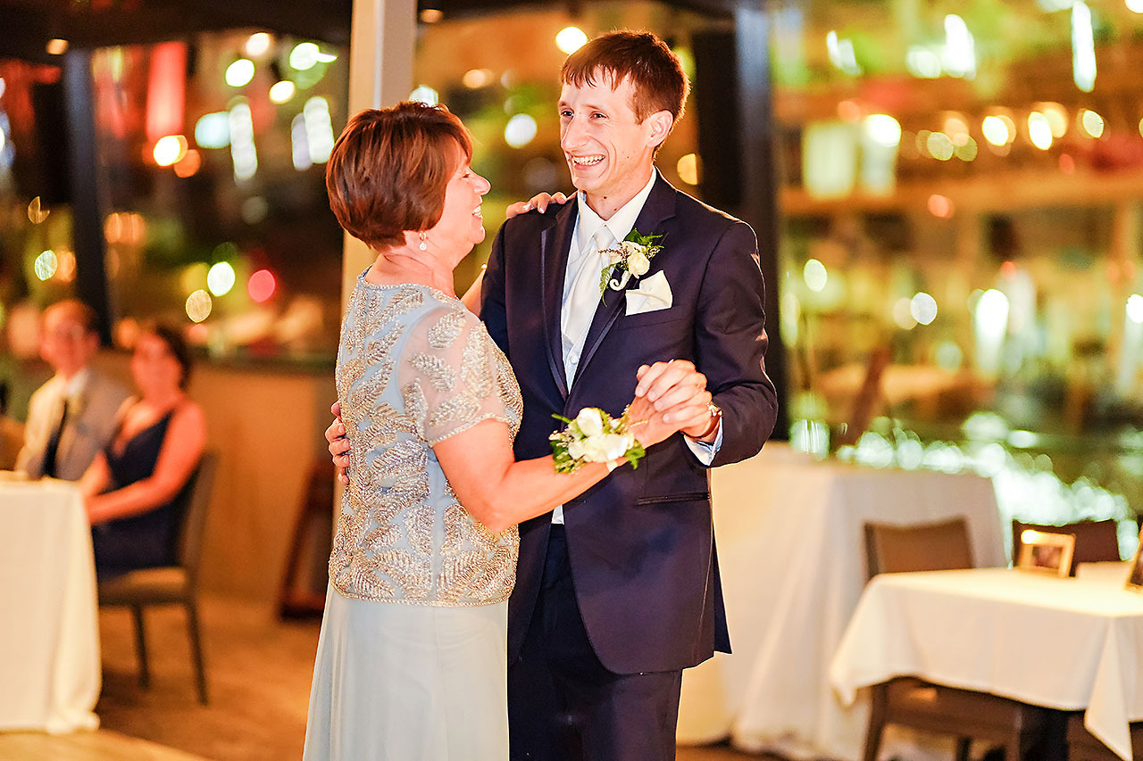 Jaclyn Matt Odessy Chicago River Cruise Wedding 267