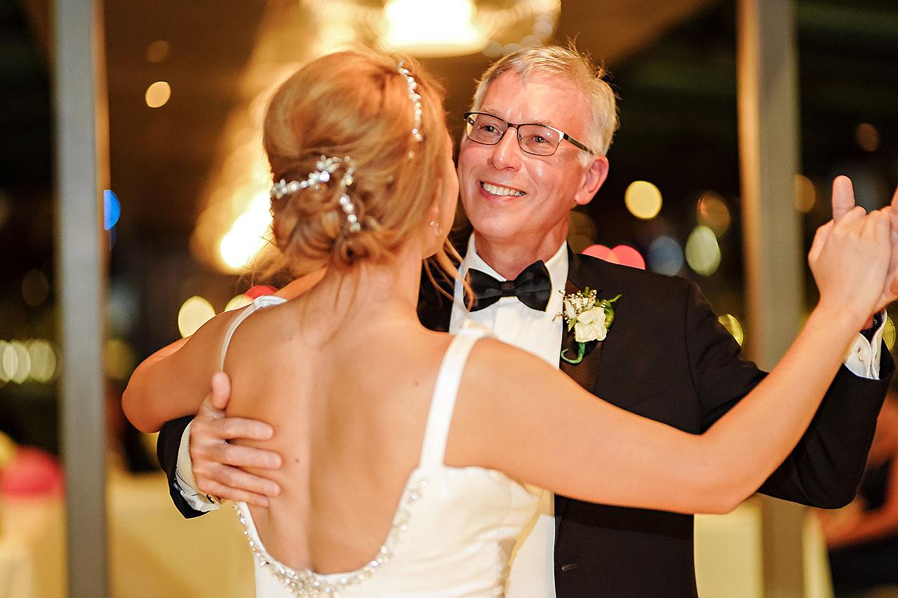 Jaclyn Matt Odessy Chicago River Cruise Wedding 265