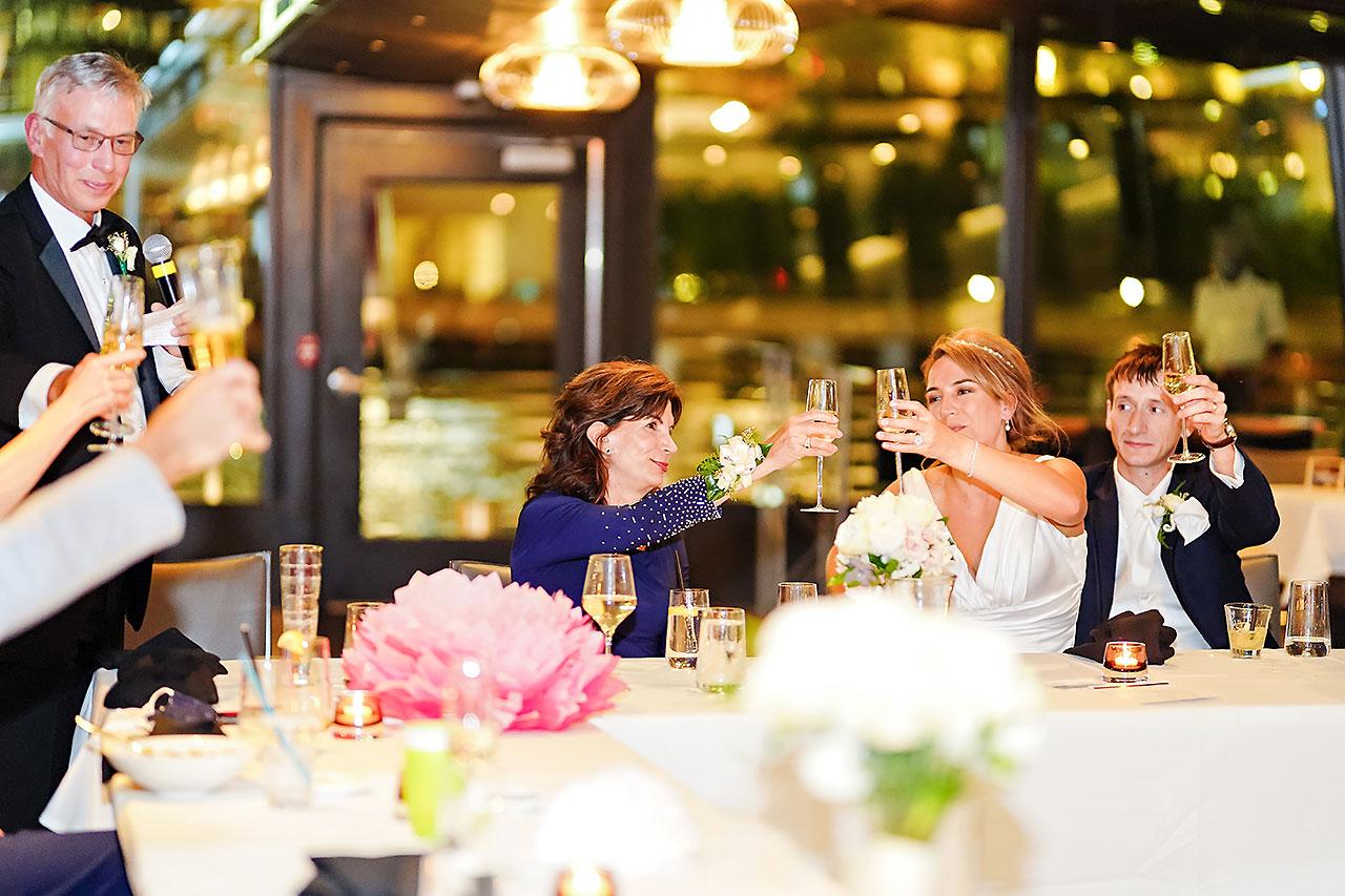 Jaclyn Matt Odessy Chicago River Cruise Wedding 261