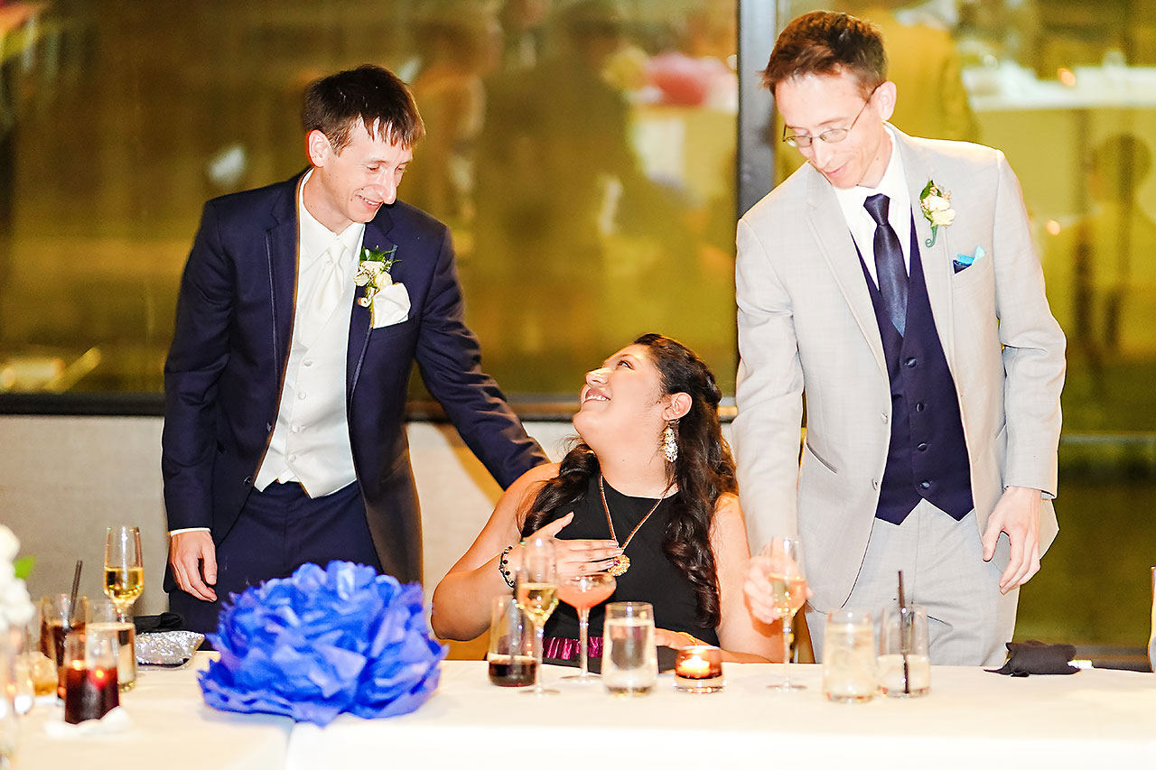 Jaclyn Matt Odessy Chicago River Cruise Wedding 258