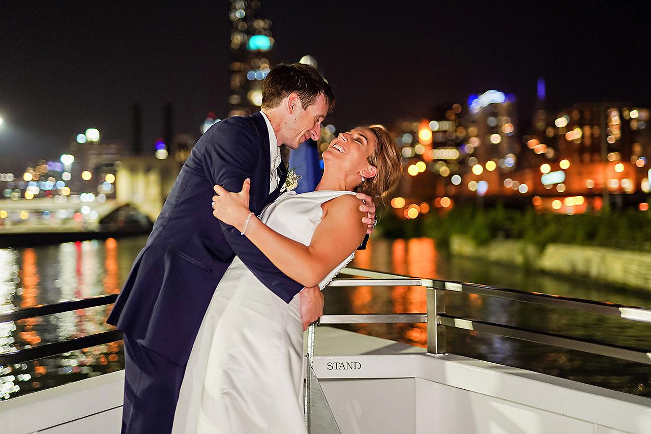 Jaclyn Matt Odessy Chicago River Cruise Wedding 245