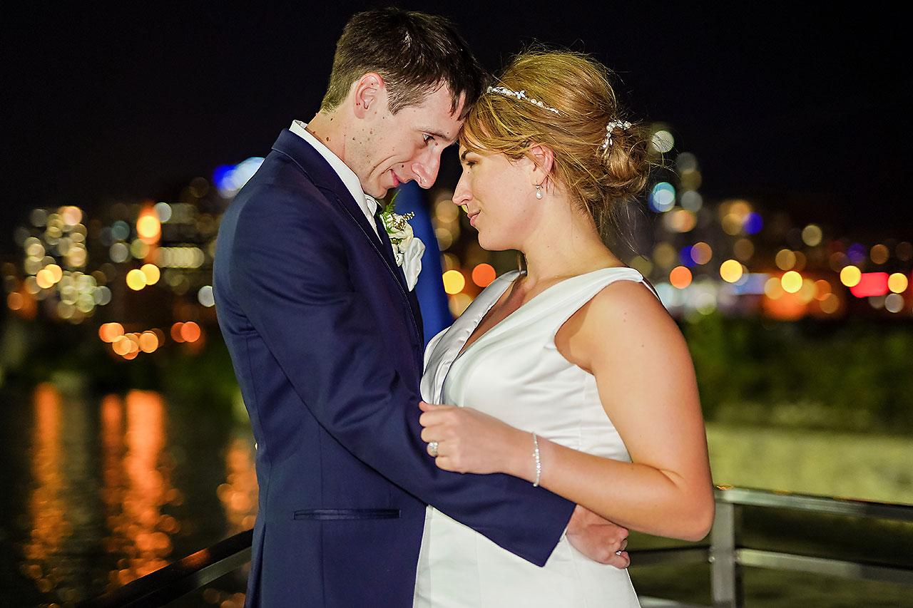 Jaclyn Matt Odessy Chicago River Cruise Wedding 246