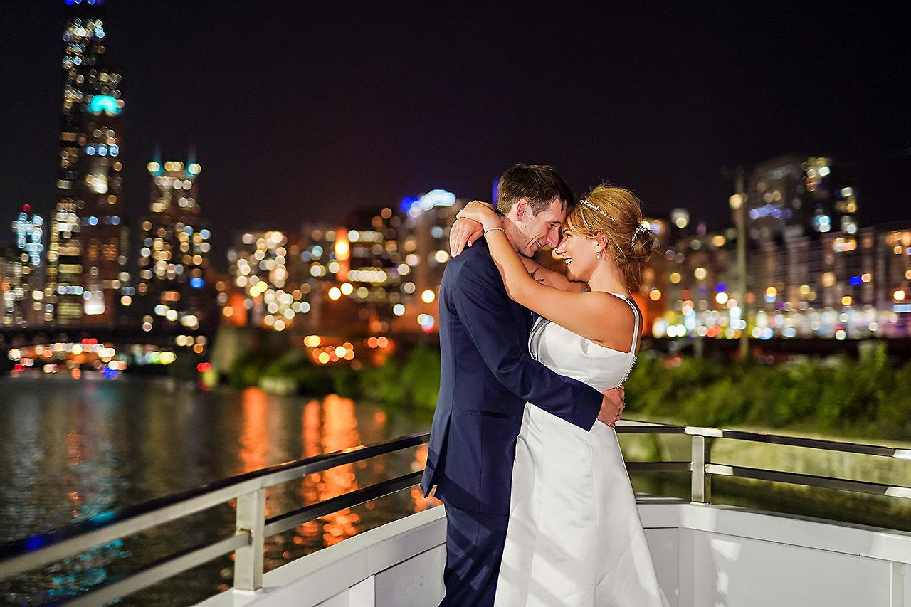 Jaclyn Matt Odessy Chicago River Cruise Wedding 247