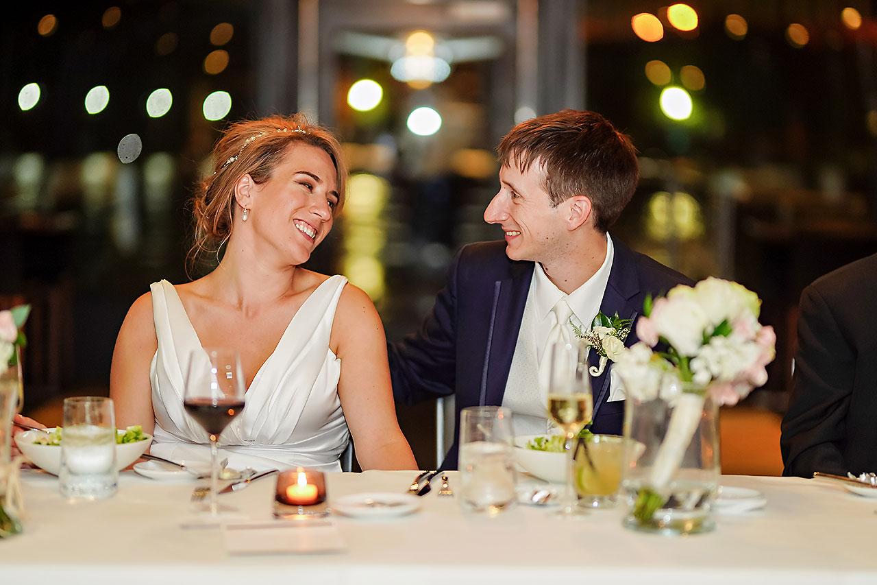 Jaclyn Matt Odessy Chicago River Cruise Wedding 244