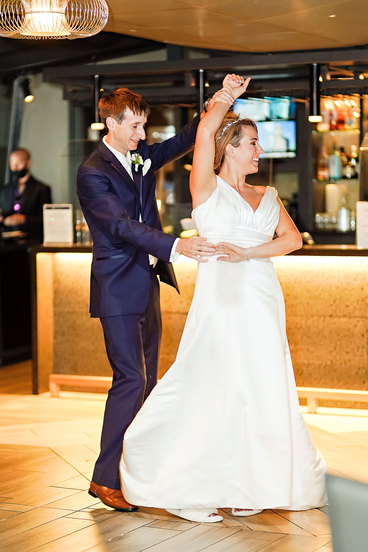 Jaclyn Matt Odessy Chicago River Cruise Wedding 238