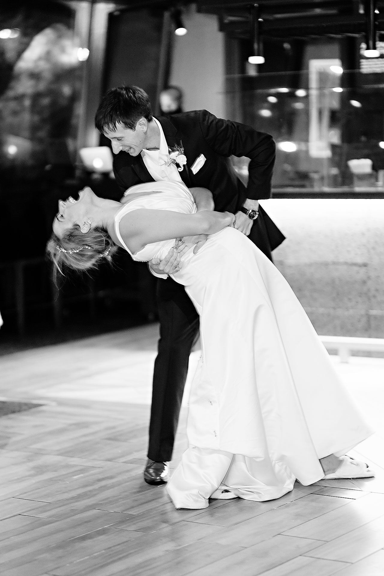 Jaclyn Matt Odessy Chicago River Cruise Wedding 239