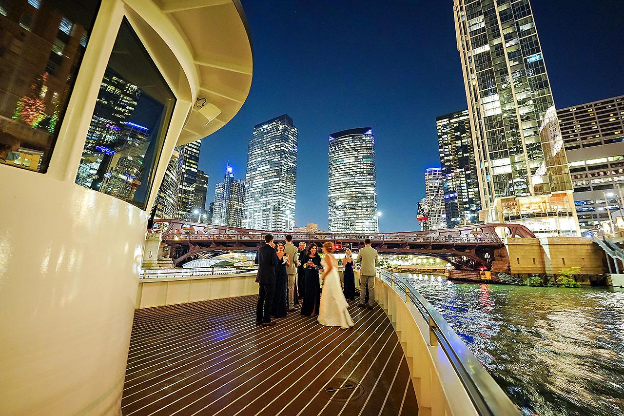 Jaclyn Matt Odessy Chicago River Cruise Wedding 234