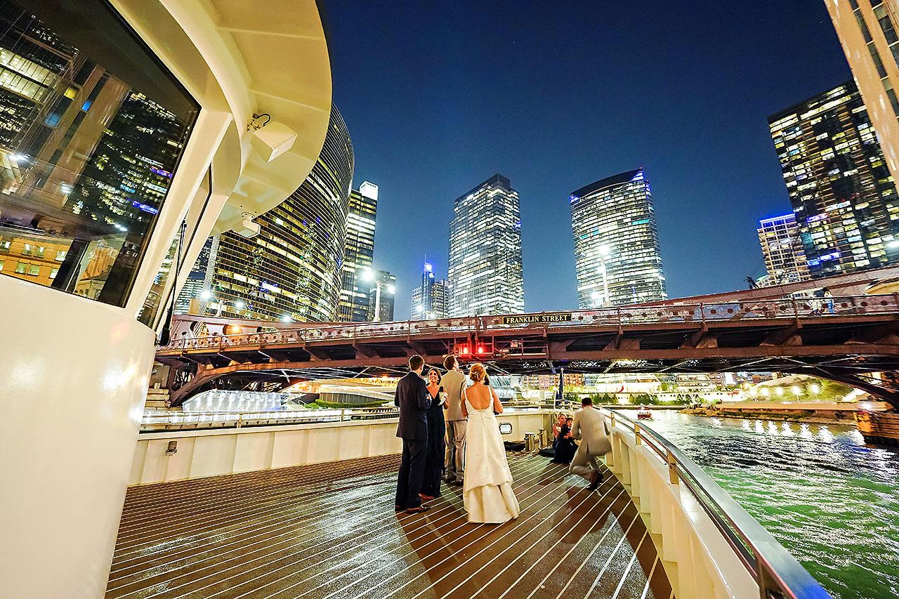Jaclyn Matt Odessy Chicago River Cruise Wedding 236