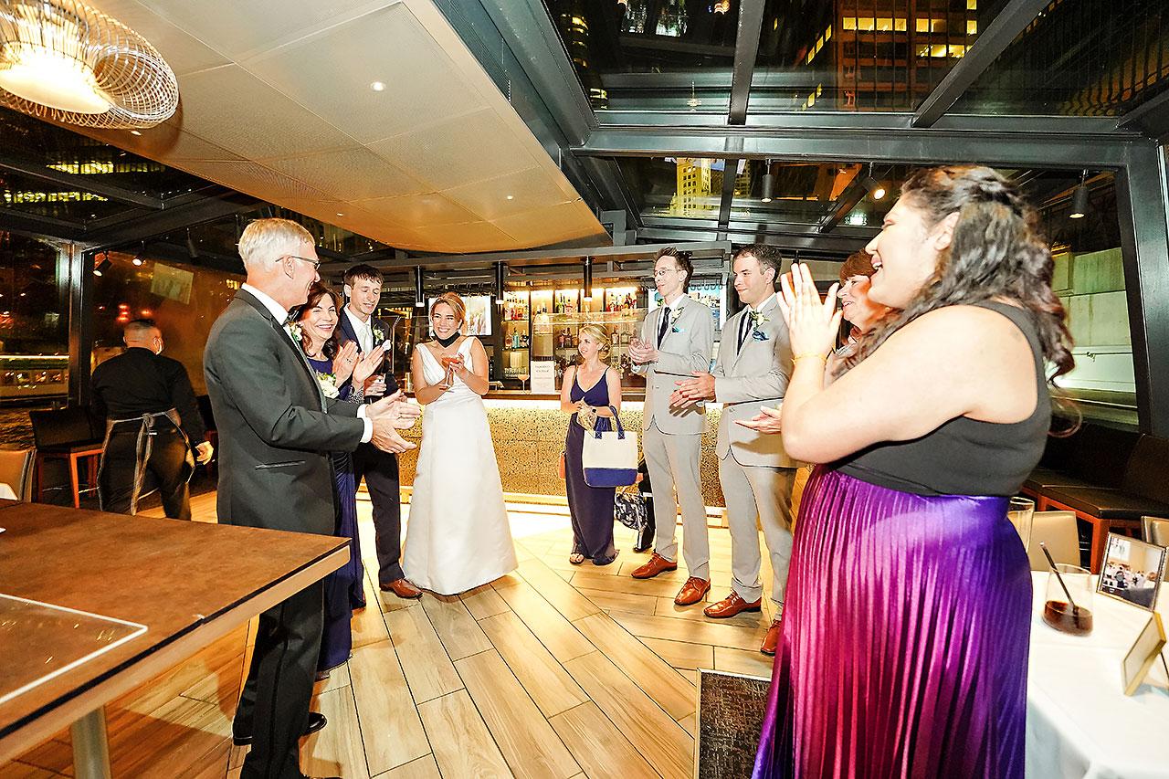 Jaclyn Matt Odessy Chicago River Cruise Wedding 233