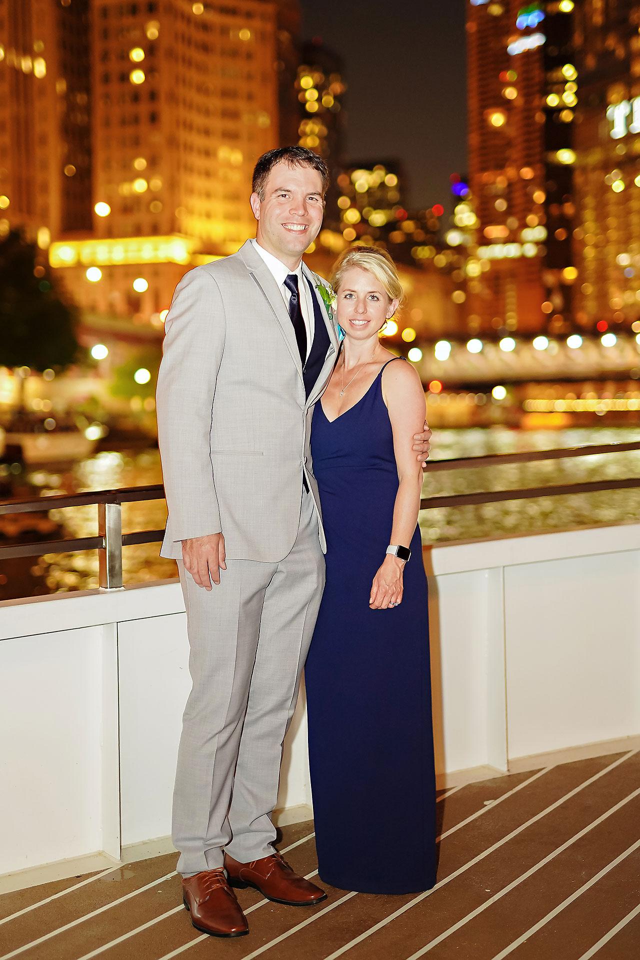 Jaclyn Matt Odessy Chicago River Cruise Wedding 229