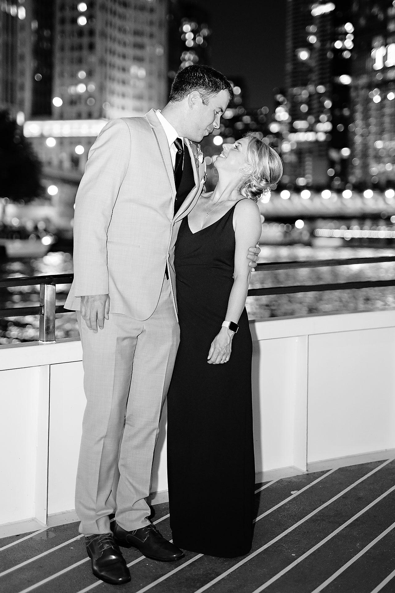Jaclyn Matt Odessy Chicago River Cruise Wedding 219