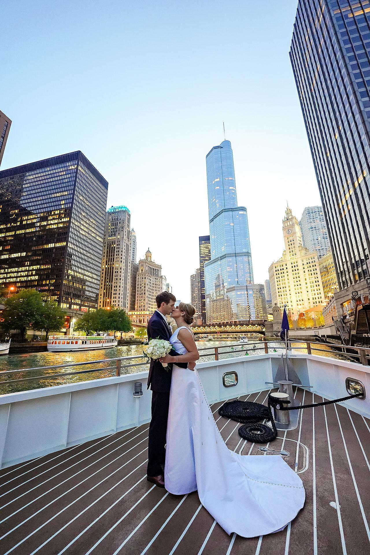 Jaclyn Matt Odessy Chicago River Cruise Wedding 198