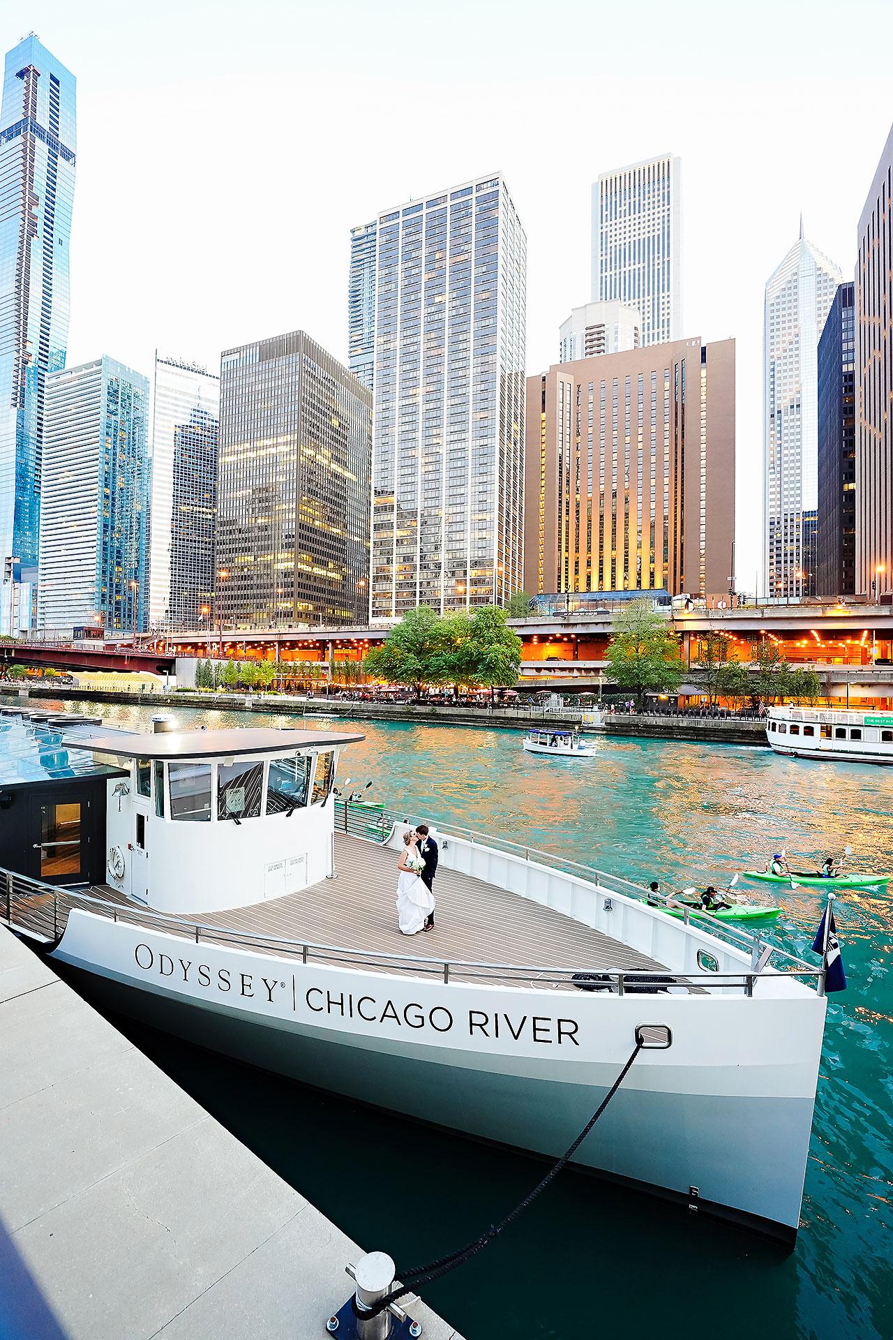 Jaclyn Matt Odessy Chicago River Cruise Wedding 195