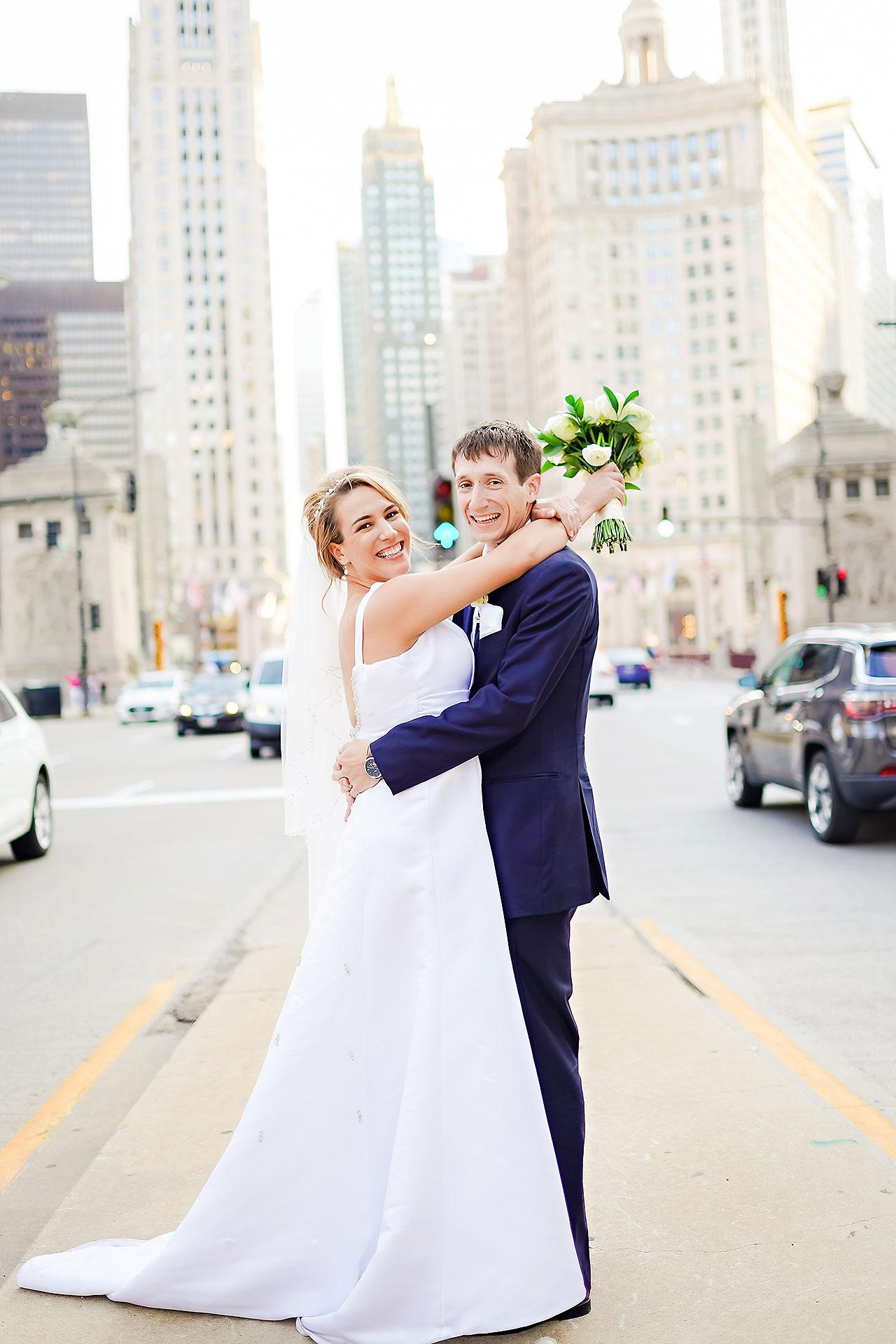 Jaclyn Matt Odessy Chicago River Cruise Wedding 192