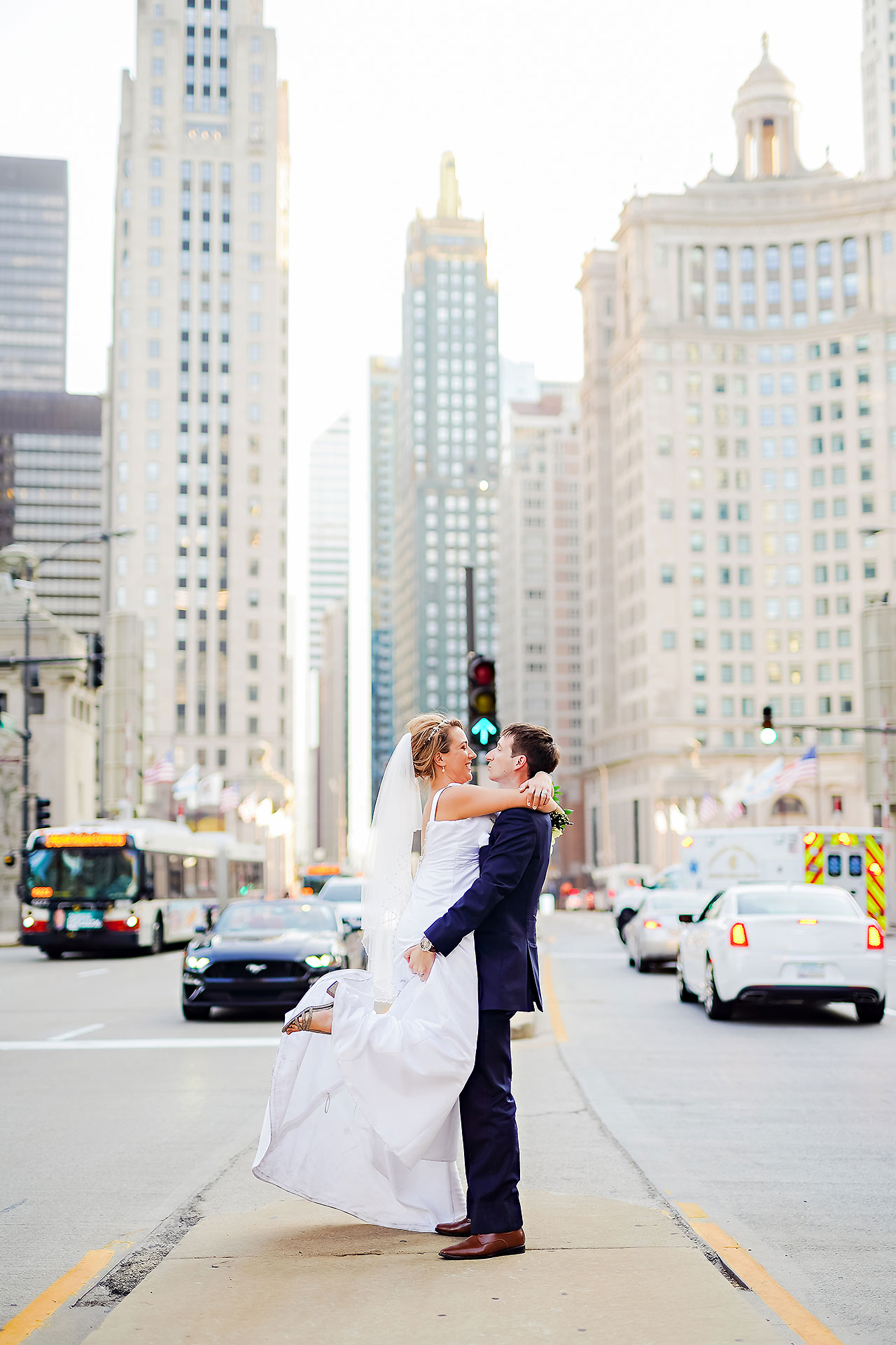 Jaclyn Matt Odessy Chicago River Cruise Wedding 189