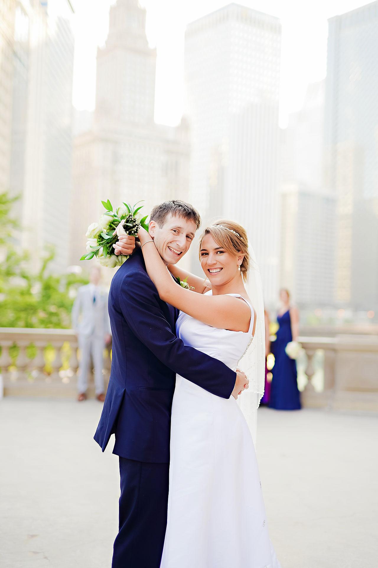 Jaclyn Matt Odessy Chicago River Cruise Wedding 180
