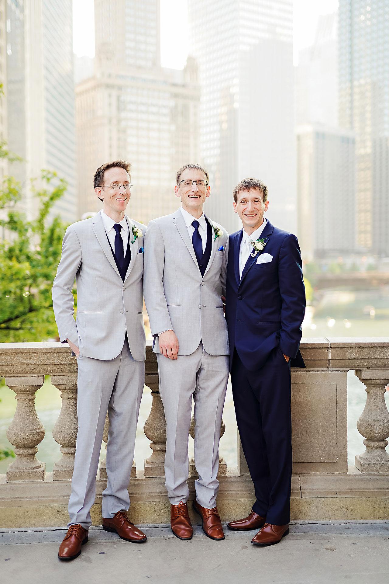 Jaclyn Matt Odessy Chicago River Cruise Wedding 178