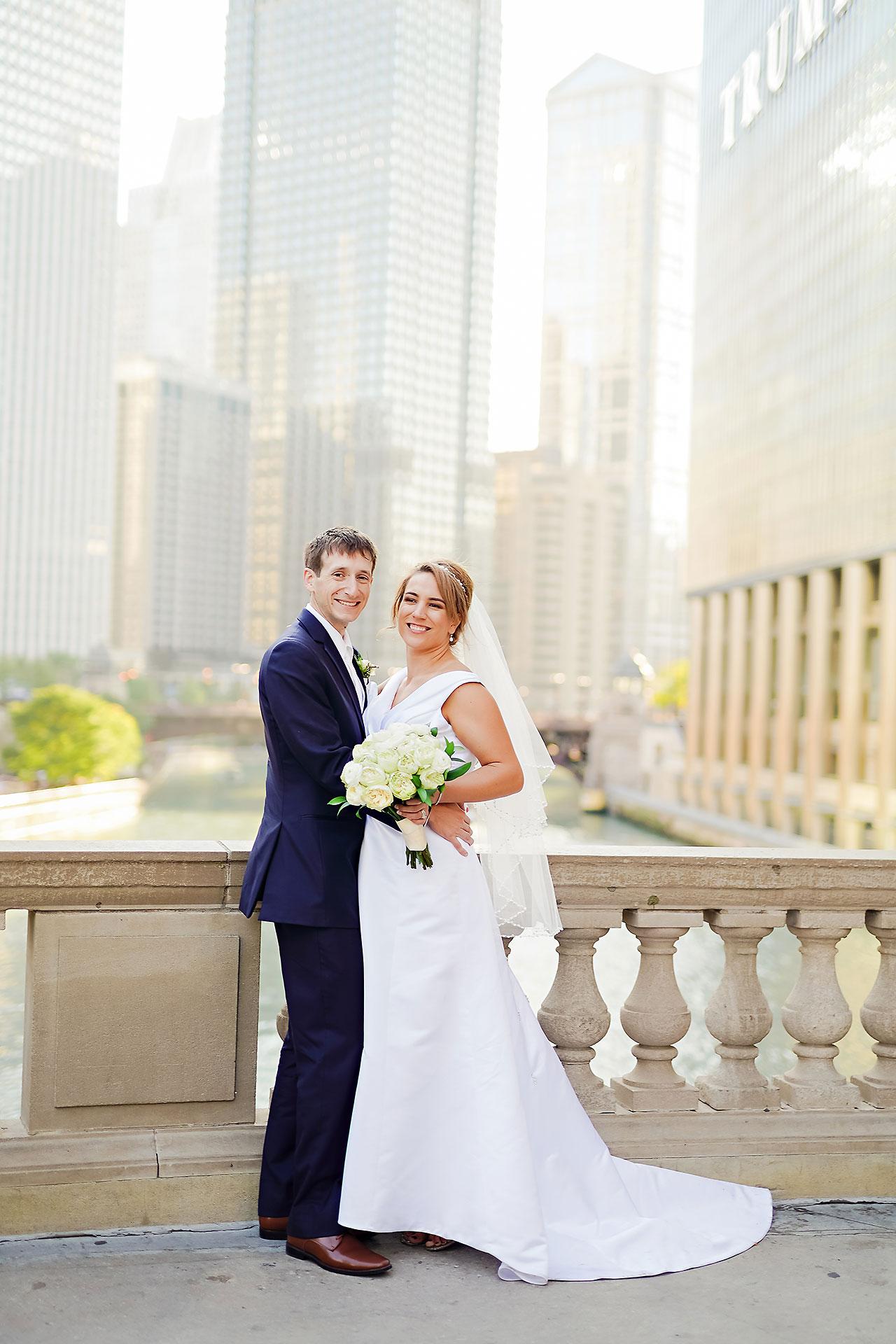 Jaclyn Matt Odessy Chicago River Cruise Wedding 174