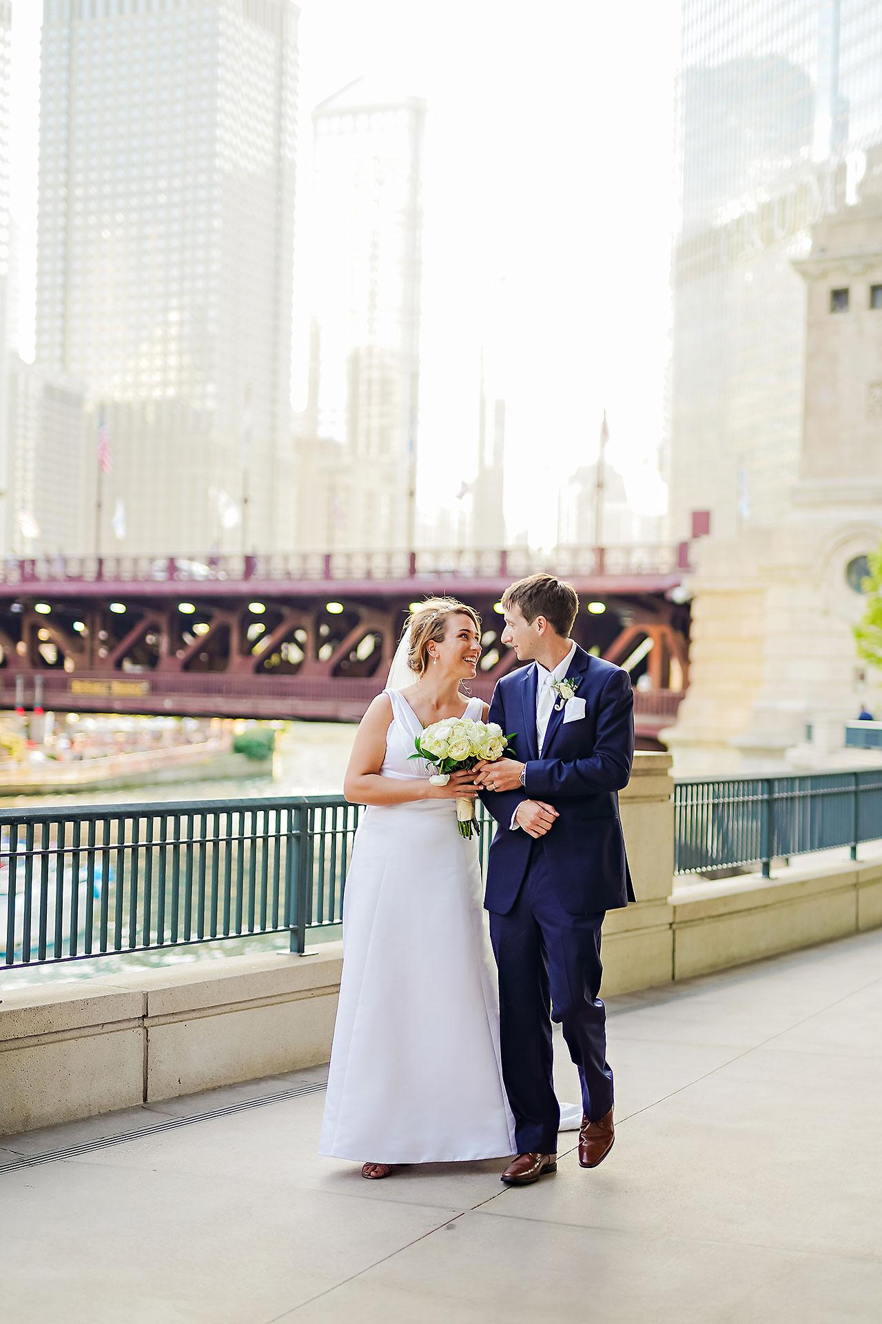 Jaclyn Matt Odessy Chicago River Cruise Wedding 170