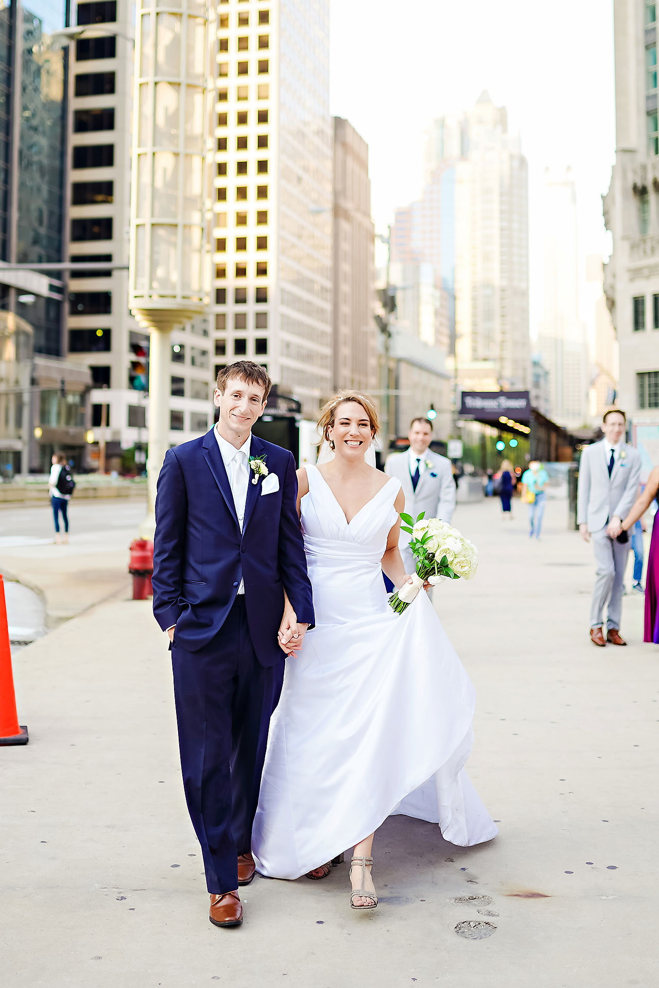 Jaclyn Matt Odessy Chicago River Cruise Wedding 168
