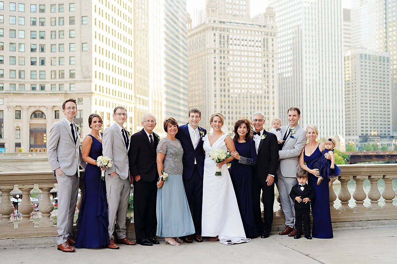 Jaclyn Matt Odessy Chicago River Cruise Wedding 166