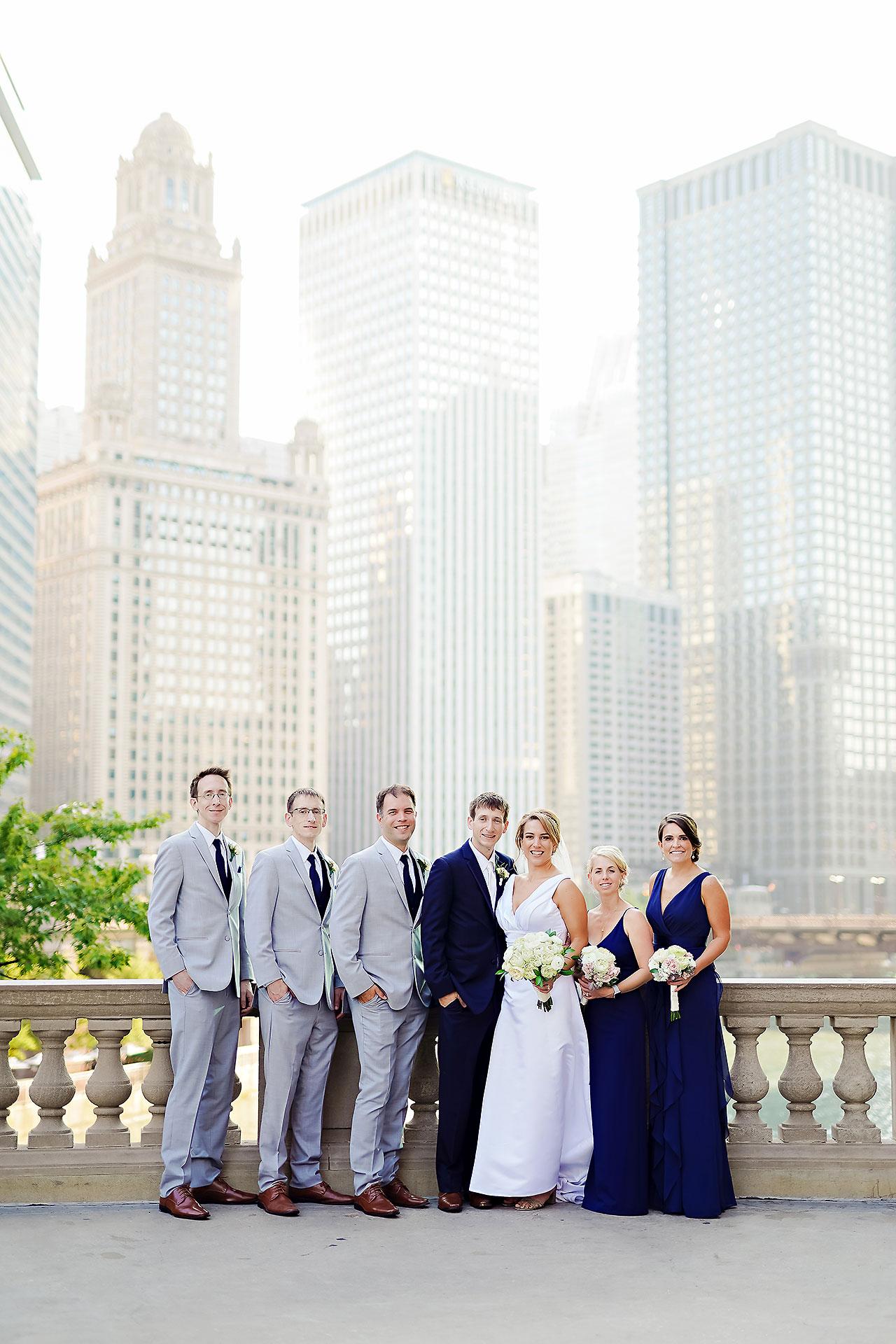 Jaclyn Matt Odessy Chicago River Cruise Wedding 157