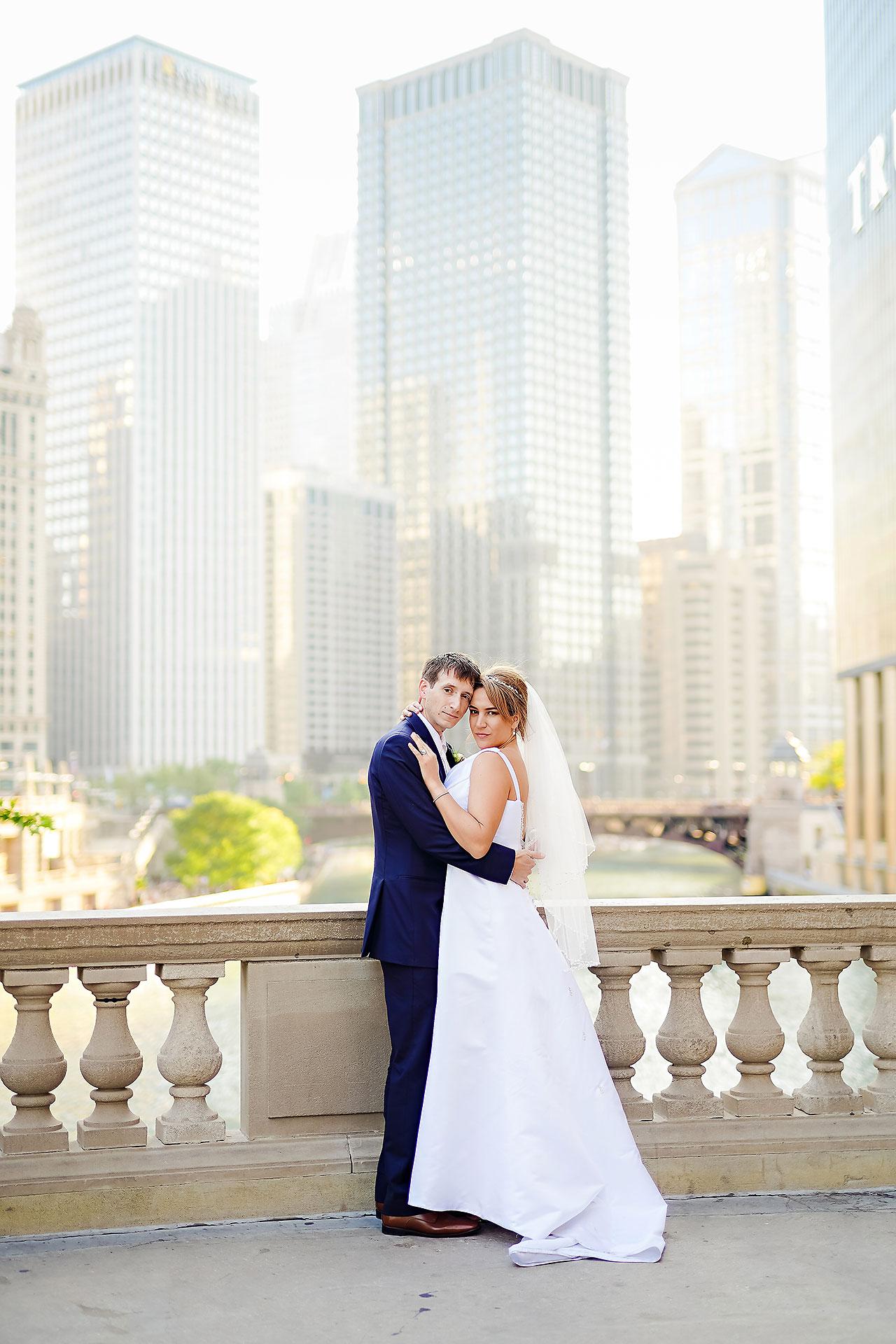 Jaclyn Matt Odessy Chicago River Cruise Wedding 155