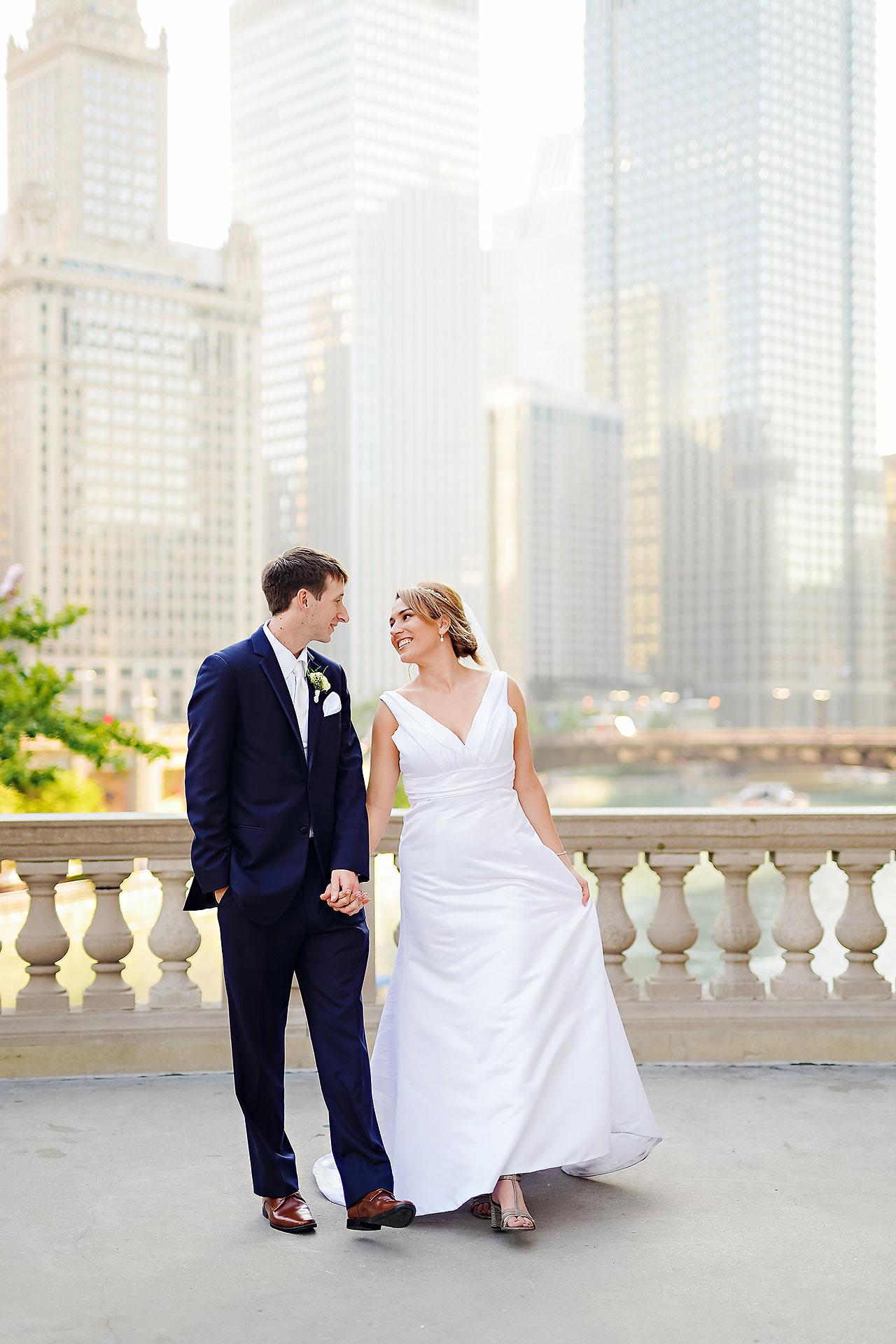 Jaclyn Matt Odessy Chicago River Cruise Wedding 151