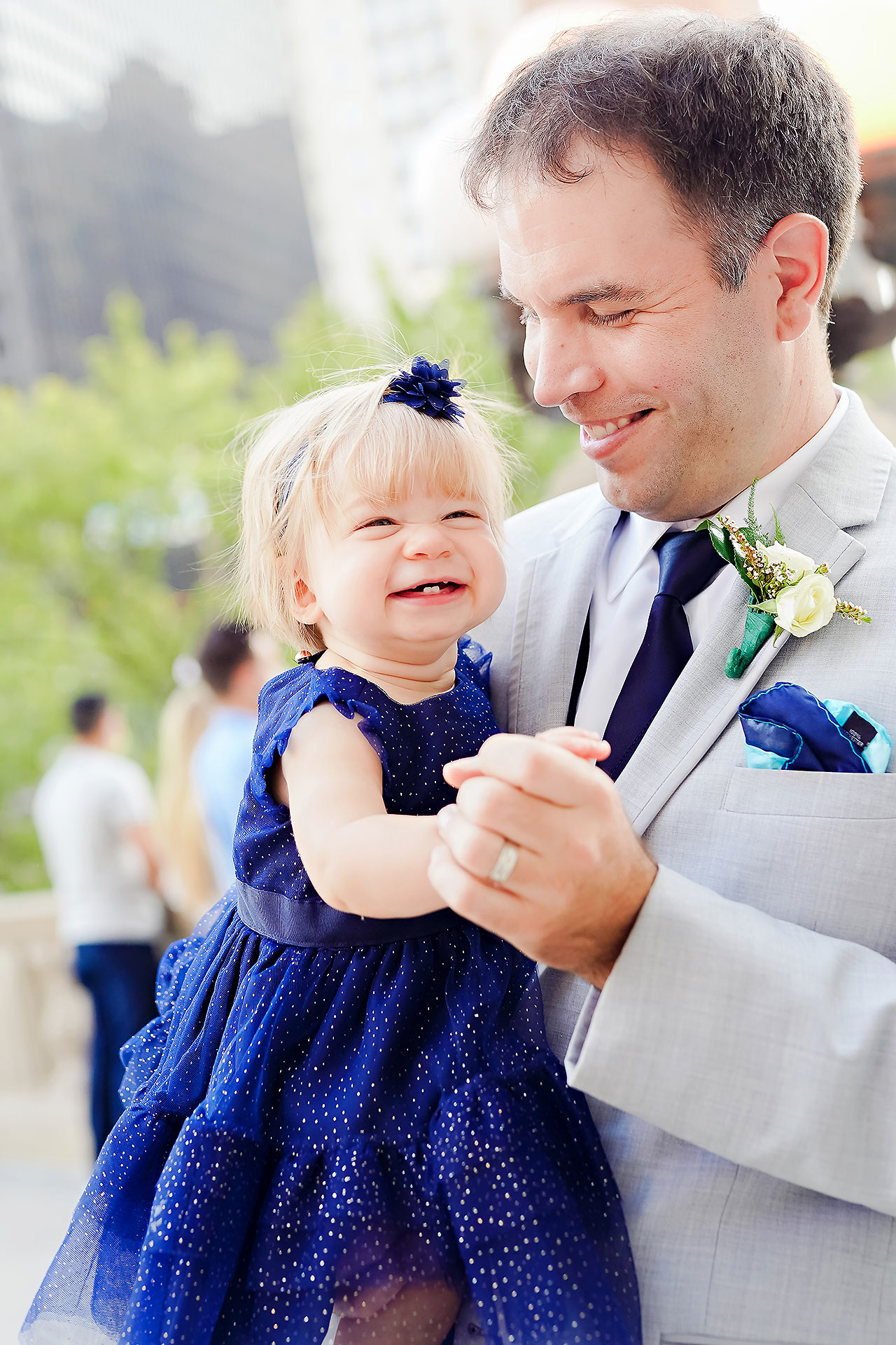 Jaclyn Matt Odessy Chicago River Cruise Wedding 148