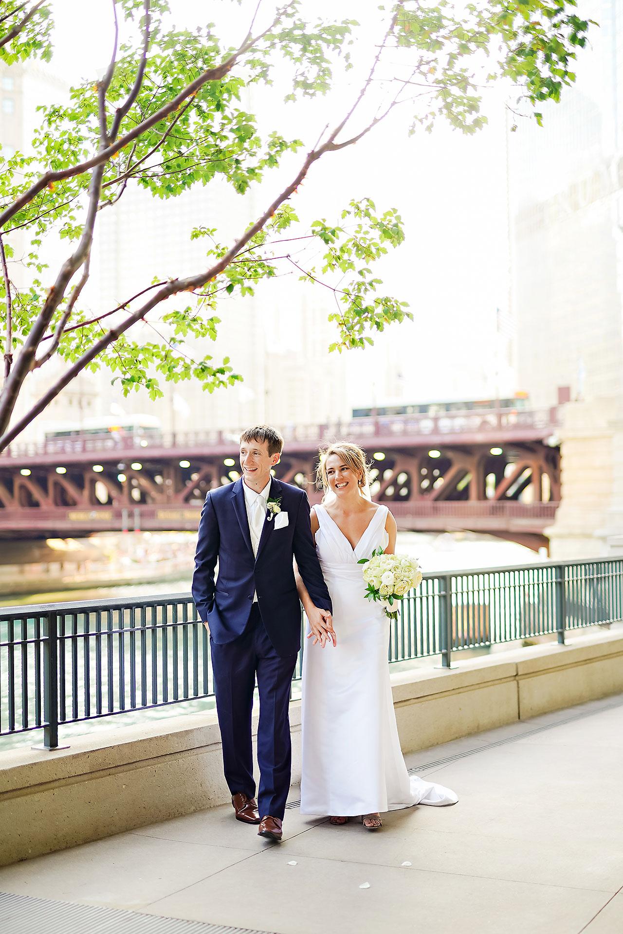Jaclyn Matt Odessy Chicago River Cruise Wedding 149