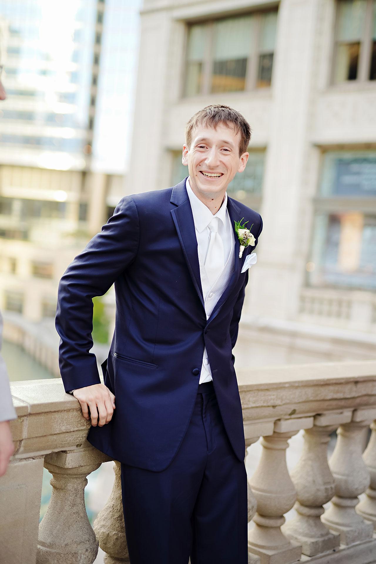 Jaclyn Matt Odessy Chicago River Cruise Wedding 146