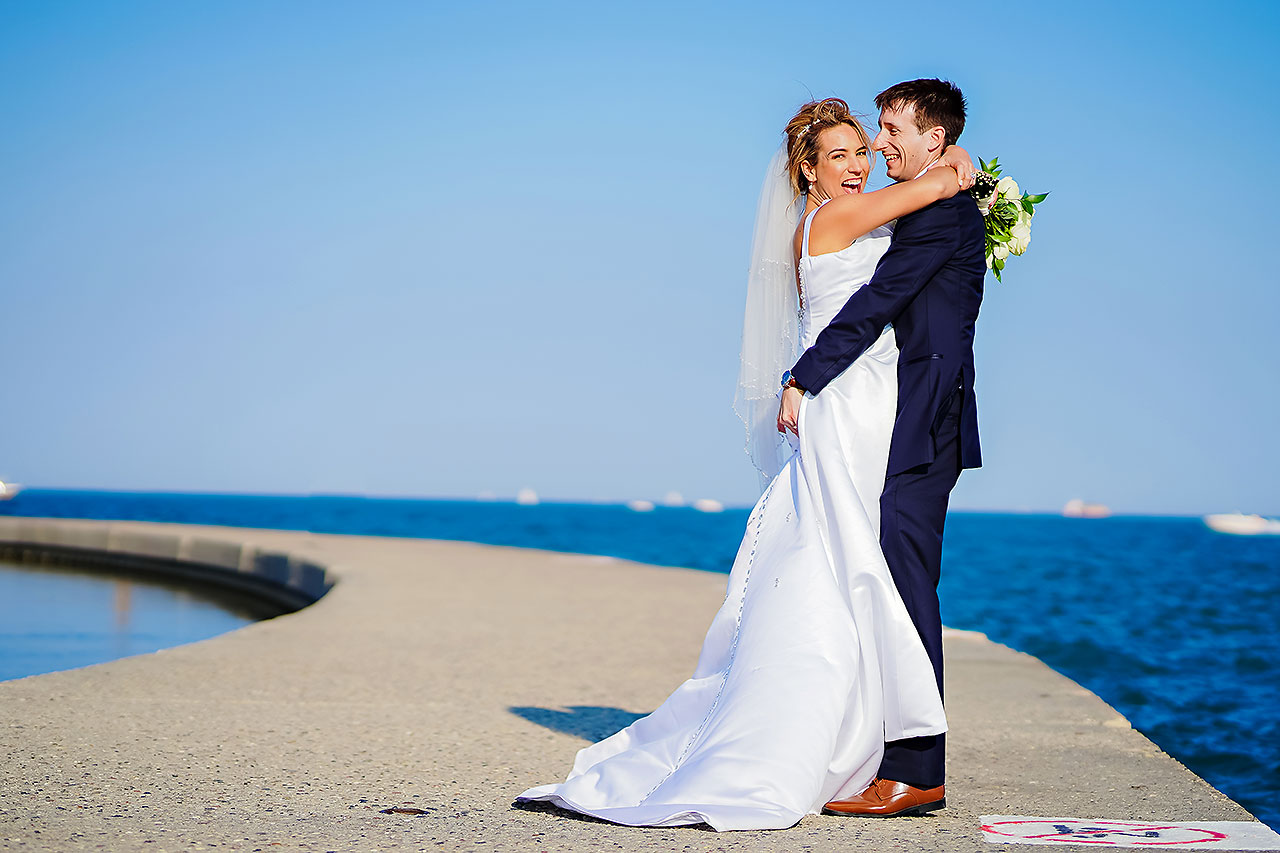 Jaclyn Matt Odessy Chicago River Cruise Wedding 144