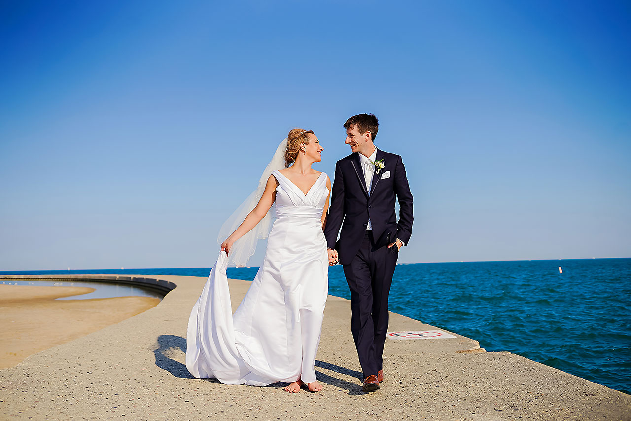 Jaclyn Matt Odessy Chicago River Cruise Wedding 139