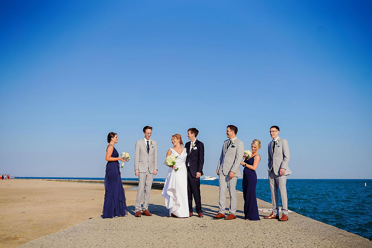 Jaclyn Matt Odessy Chicago River Cruise Wedding 137