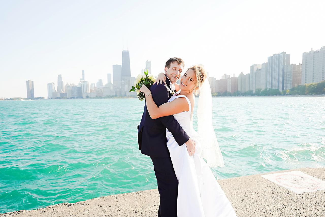 Jaclyn Matt Odessy Chicago River Cruise Wedding 138